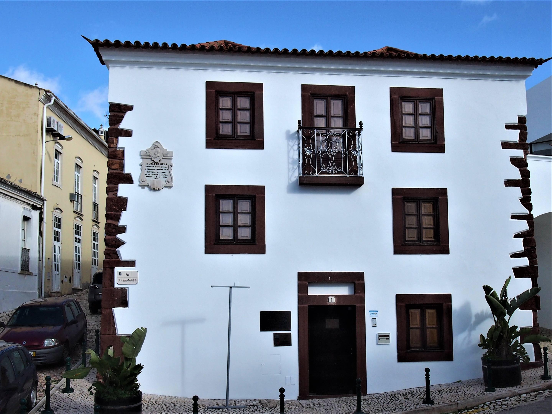 João de Deus museum, São Bartolomeu de Messines, Algarve