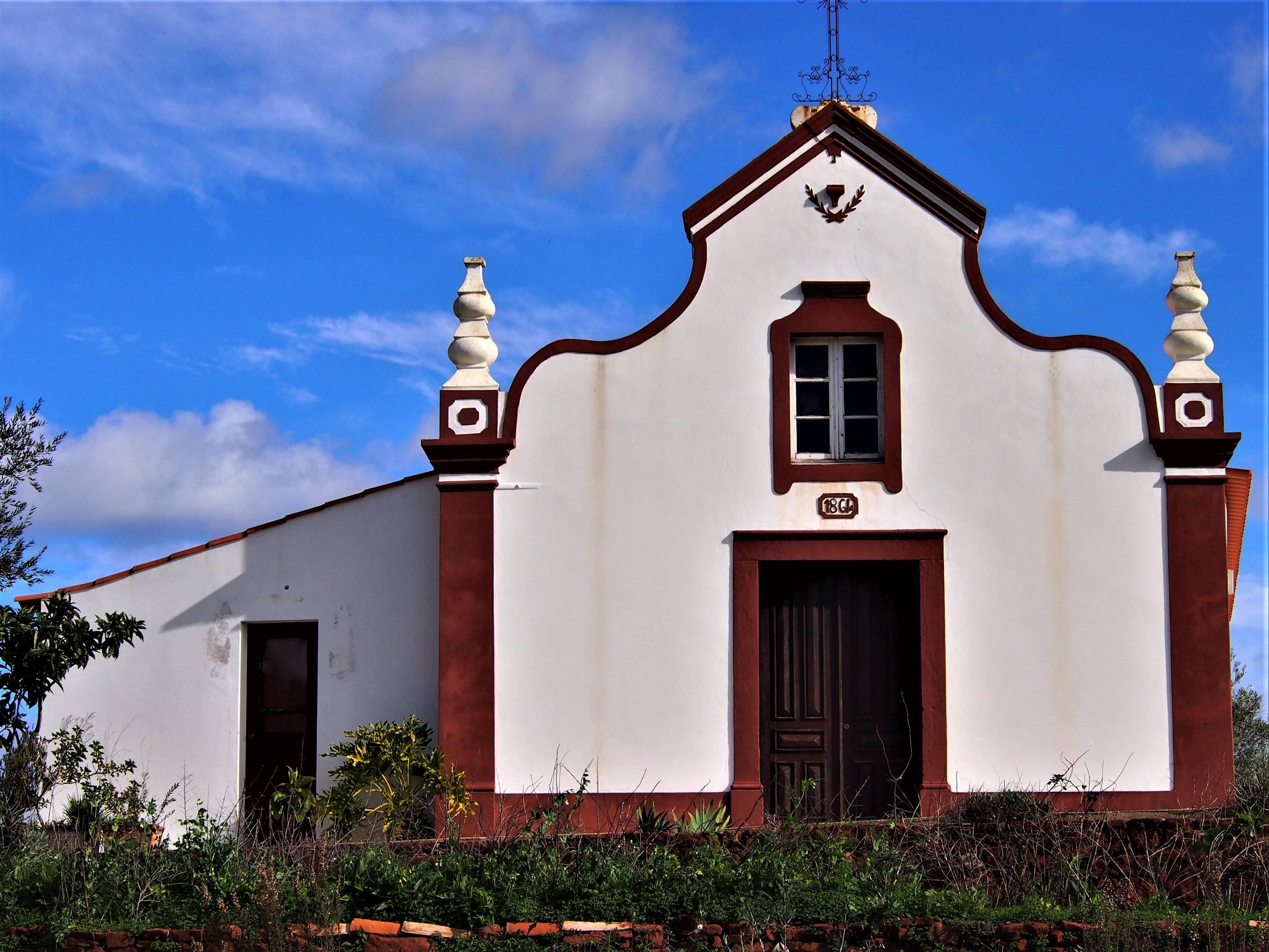 Ermida de Nossa Senhora da Saúde, São Bartolomeu de Messines, Algarve