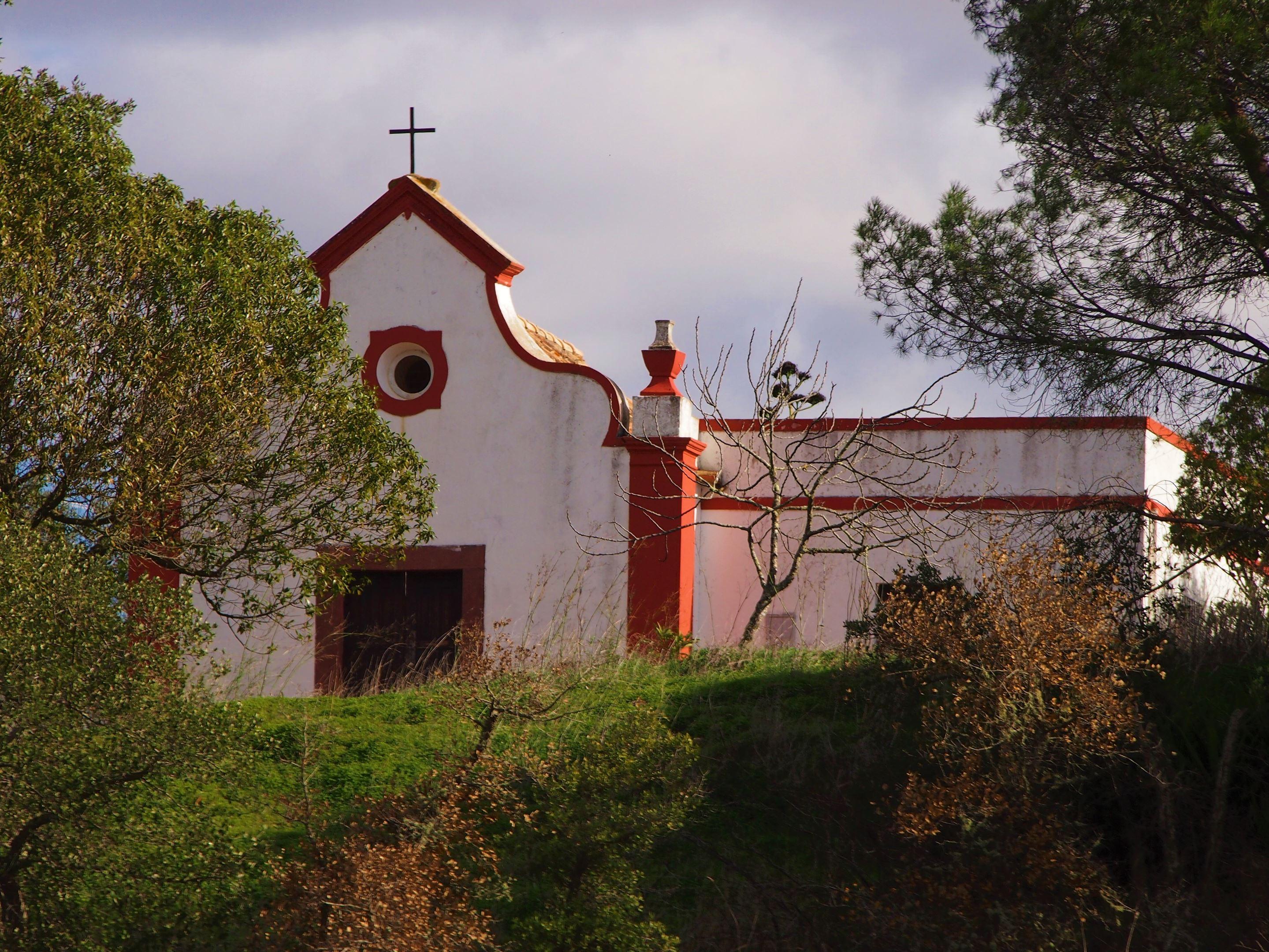 Ermida de Sant'Ana, São Bartolomeu de Messines, Algarve