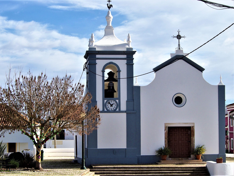 São Marcos da Serra church, Algarve