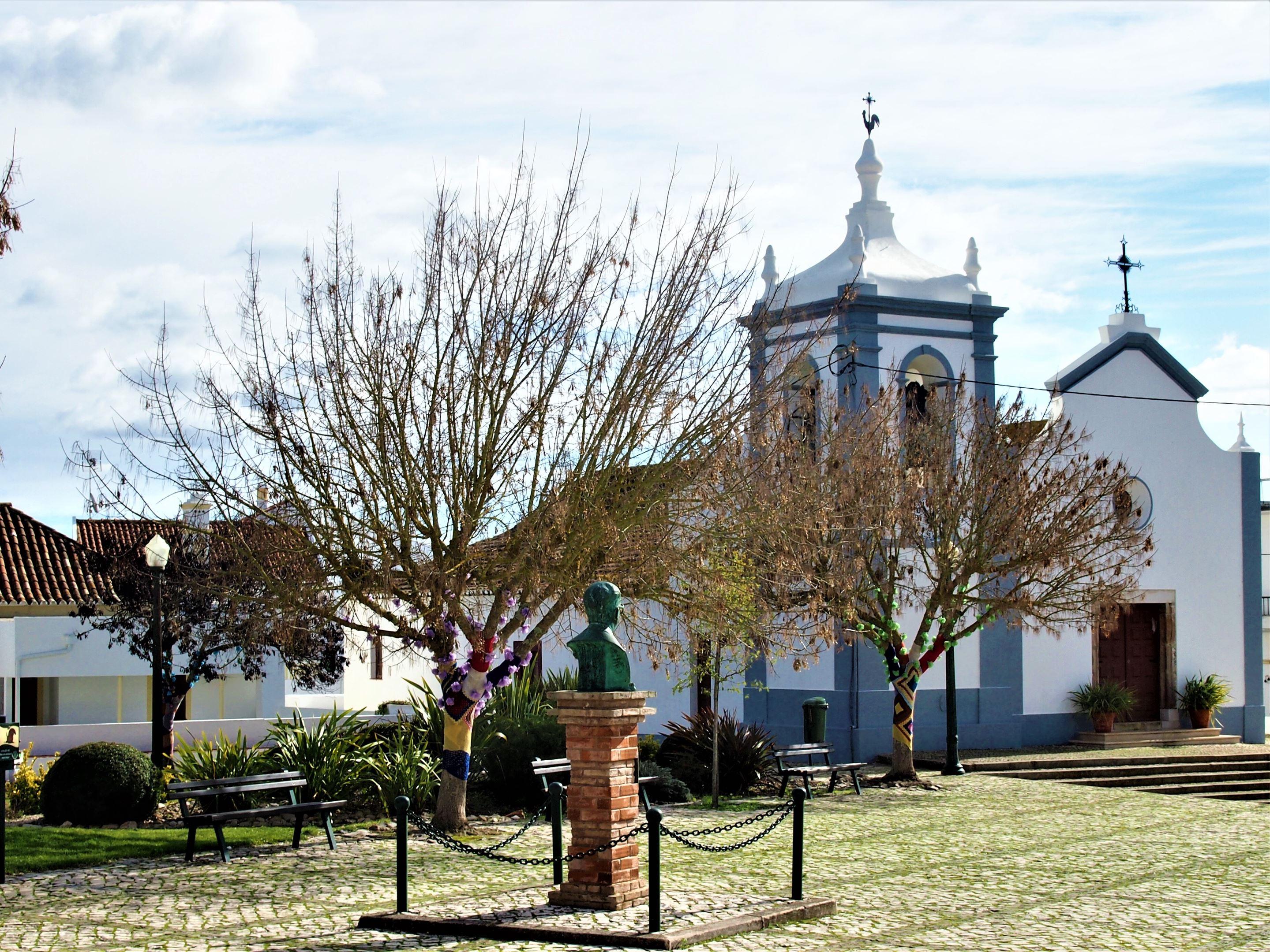 Iglesia de São Marcos da Serra