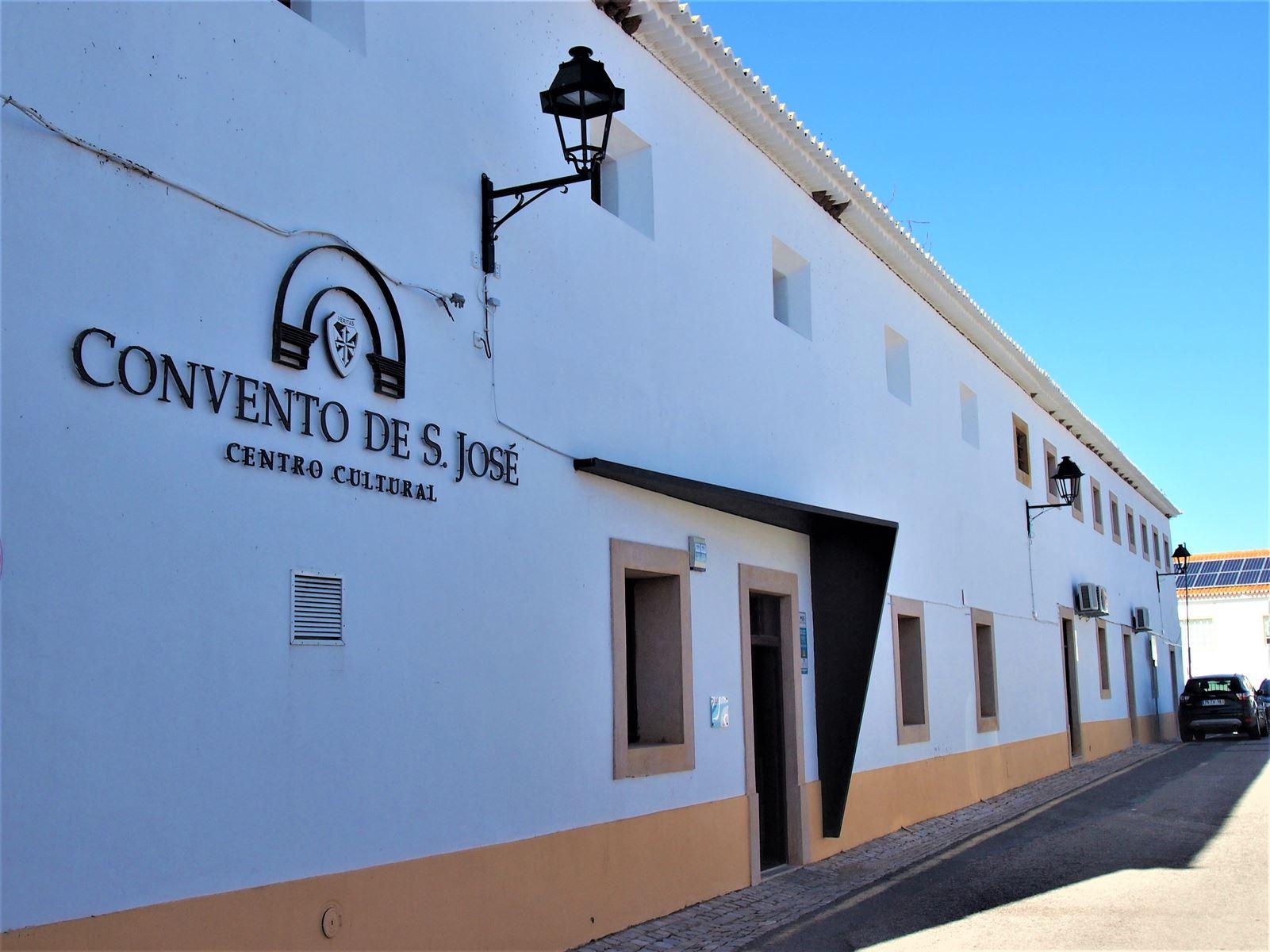 Convento de São José, Lagoa, Algarve