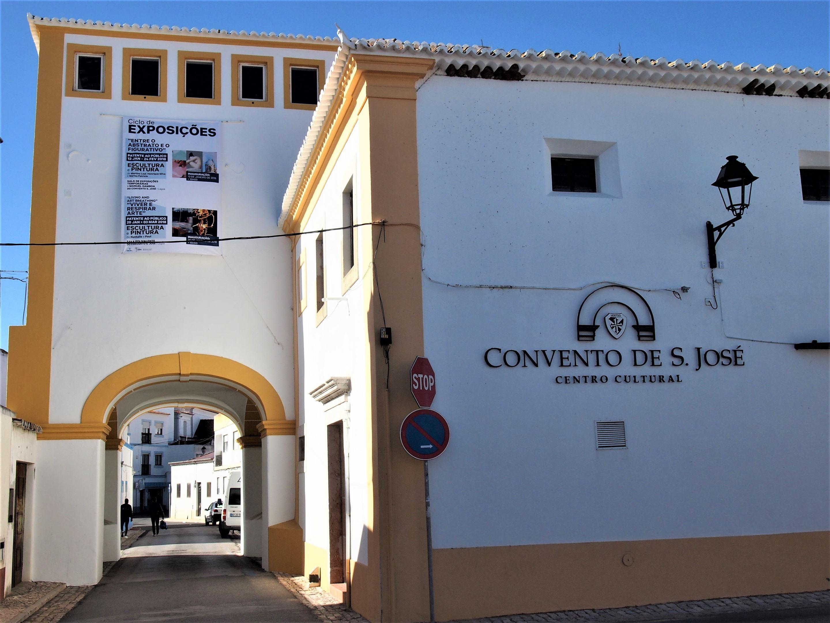 Convento de São José de Lagoa, Algarve