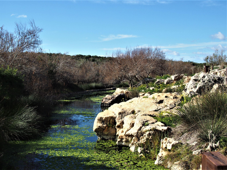Sítio das Fontes, Estômbar, Algarve