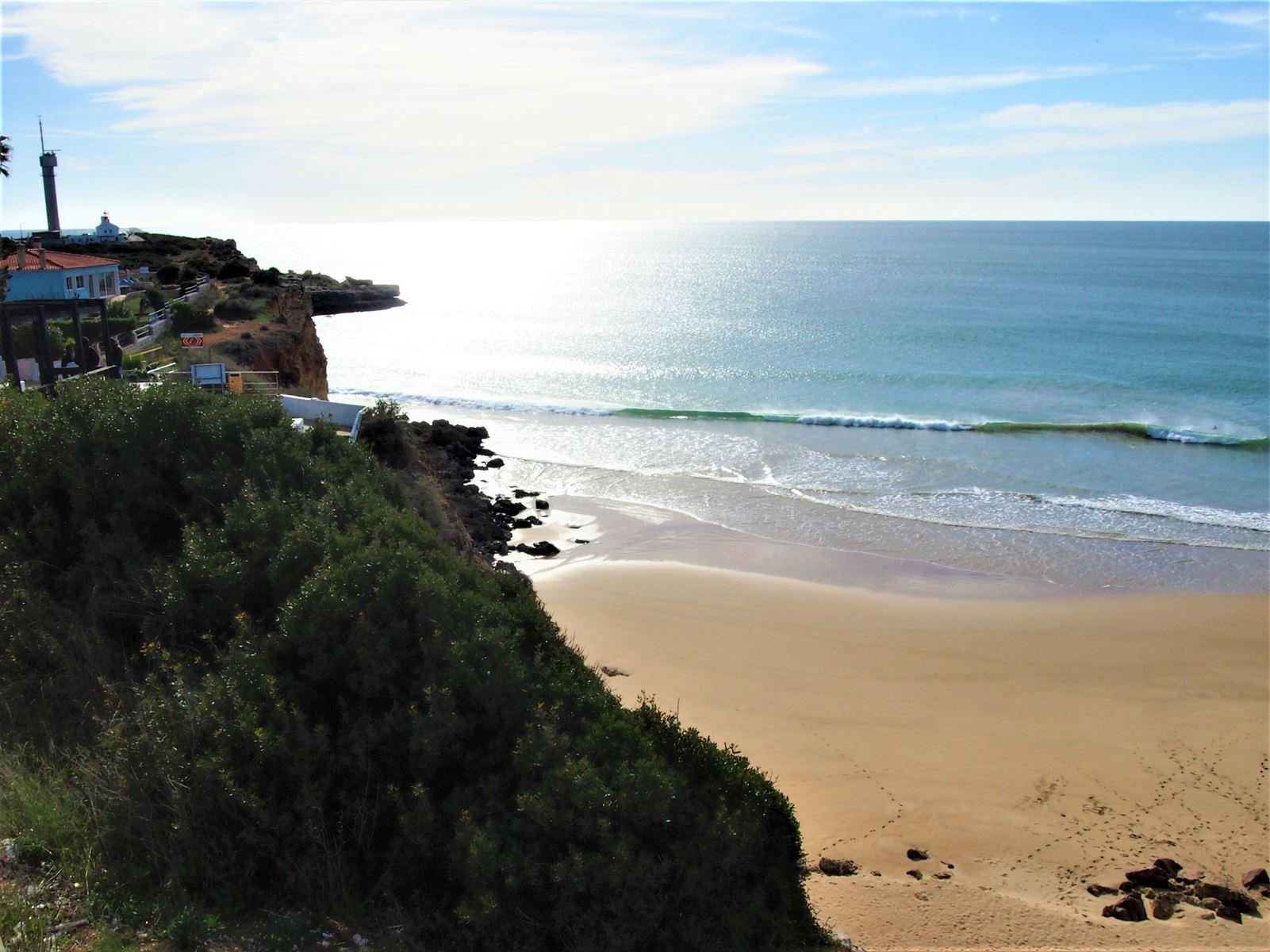 Praia do Molhe, Ferragudo, Algarve