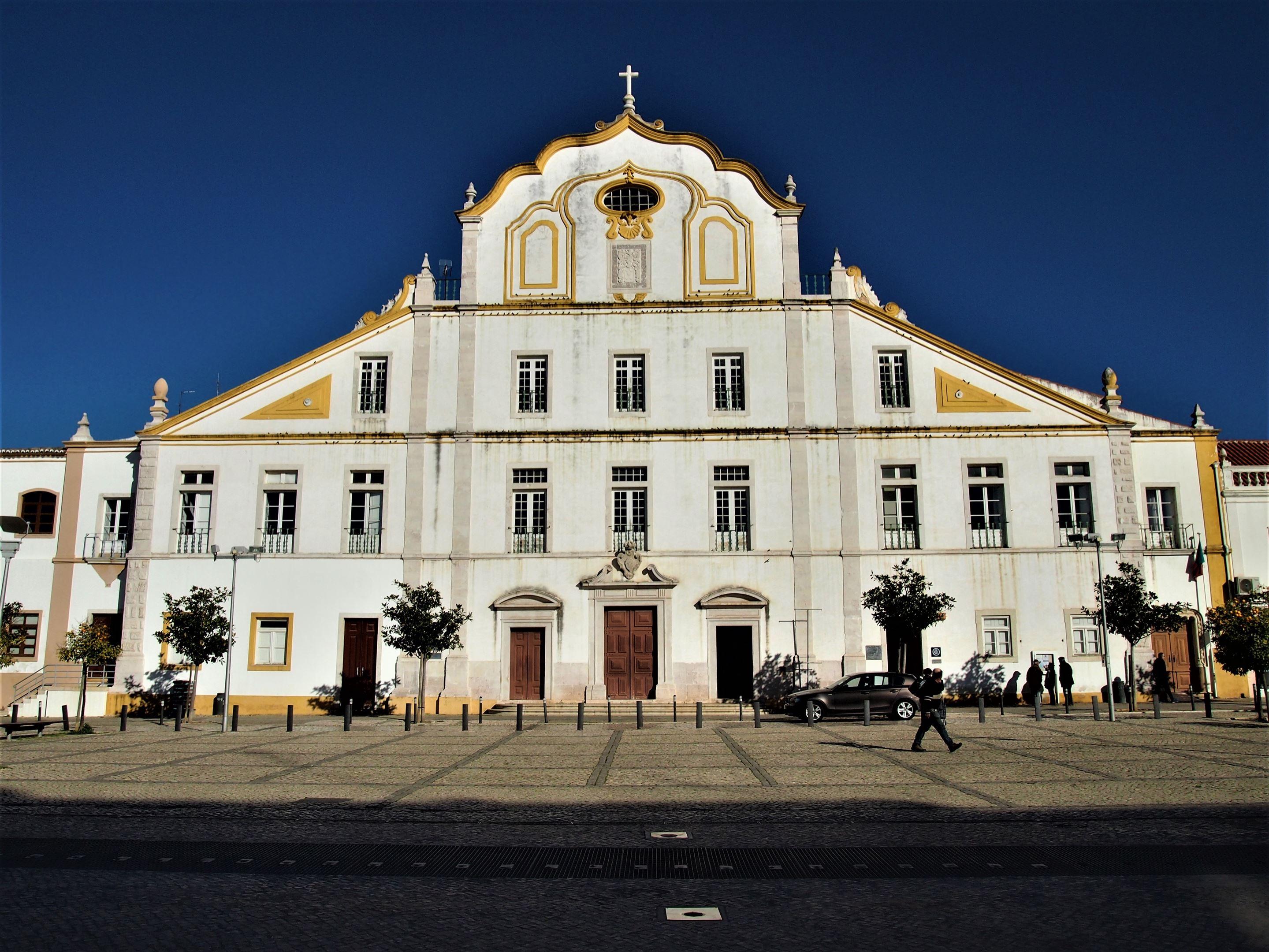 Igreja do Colégio, Portimão