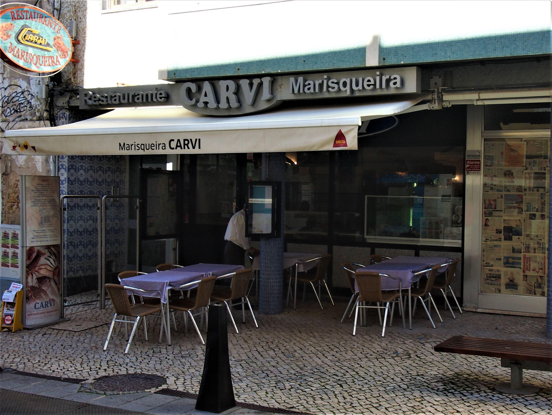 Marisqueira Carvi, Portimão.