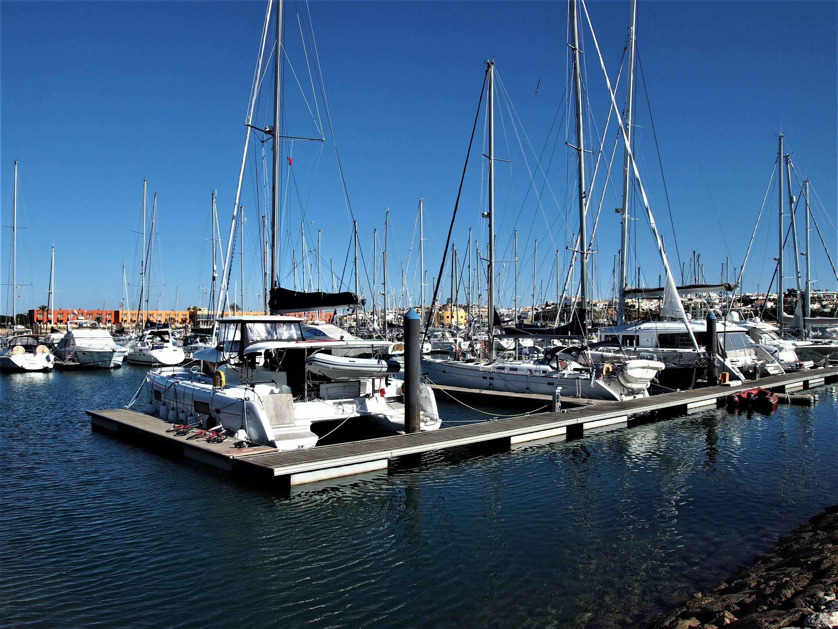 Puerto deportivo de Portimão