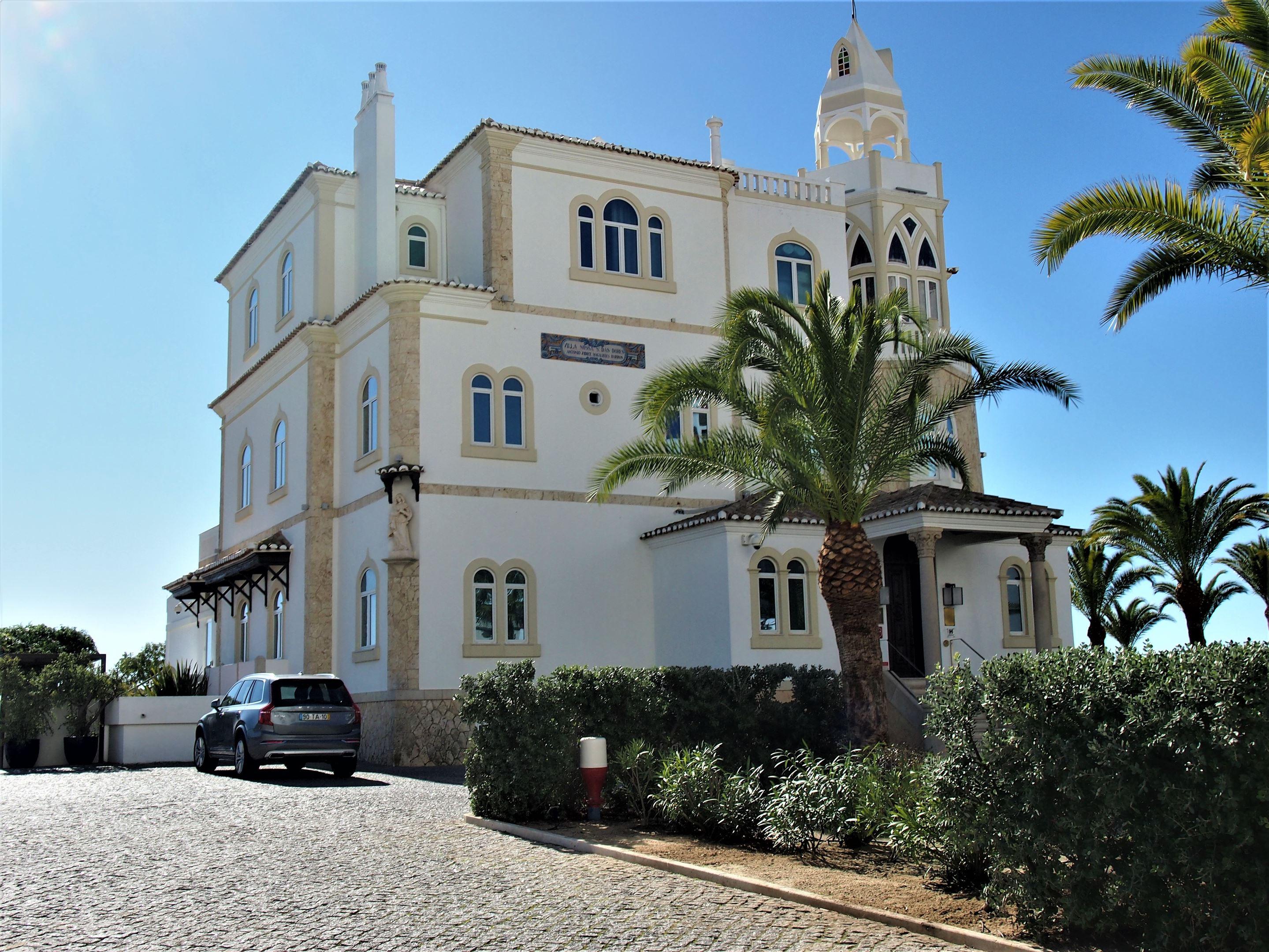 Bela Vista Hotel, Portimão overlooking Praia da Rocha