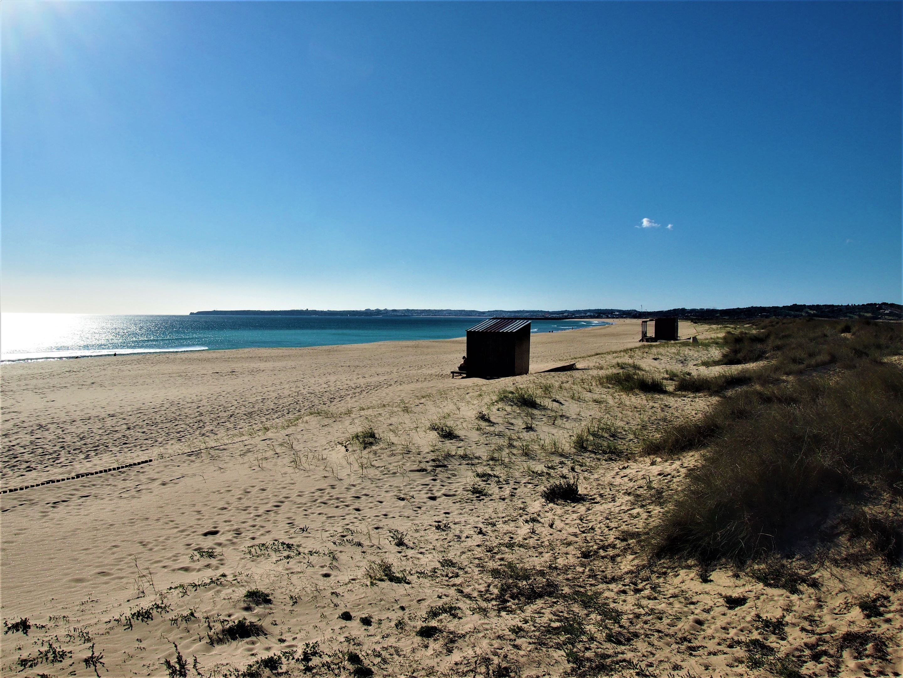 Praia de Alvor, Alvor