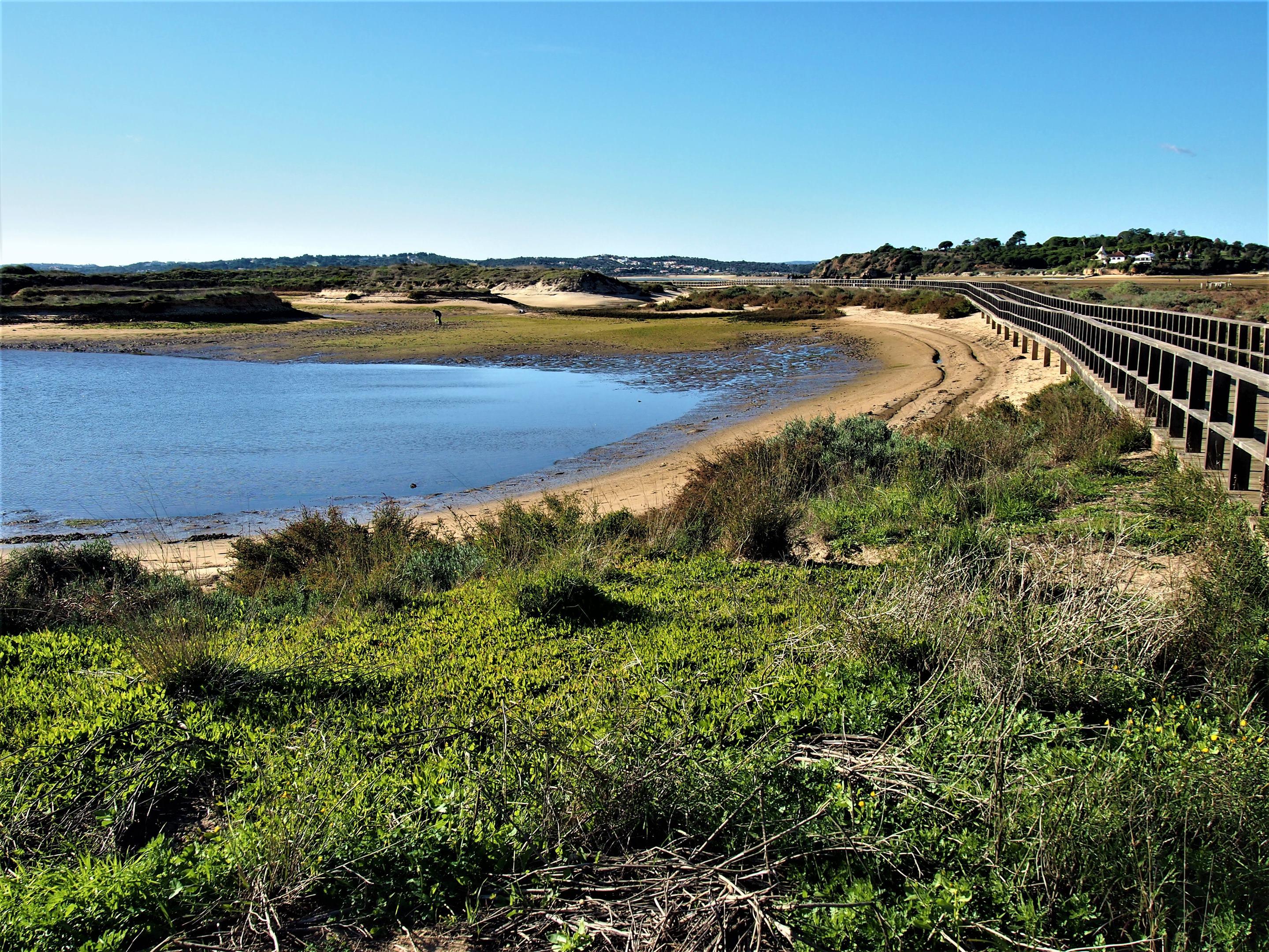 Ria de Alvor Nature Reserve, Alvor