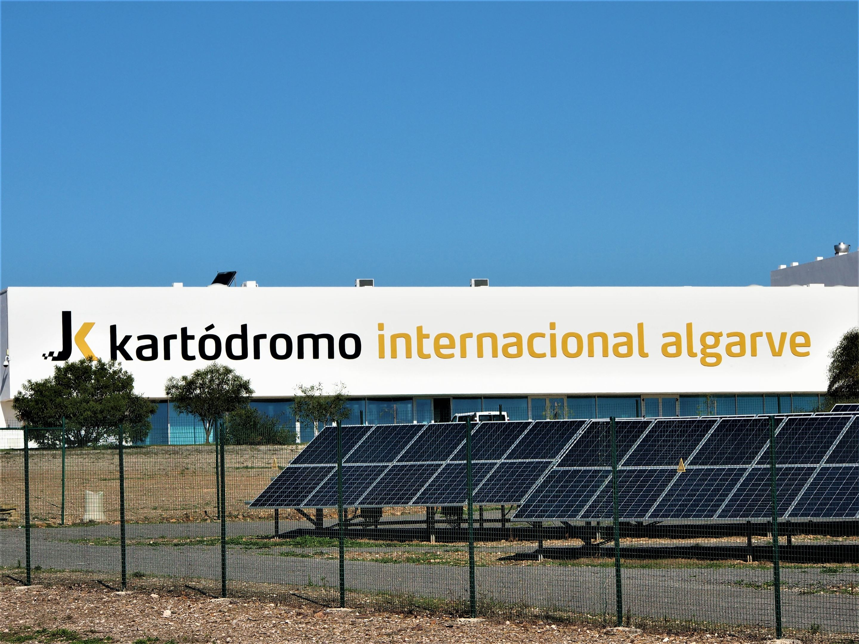 Kartódromo Internacional do Algarve, Portimão