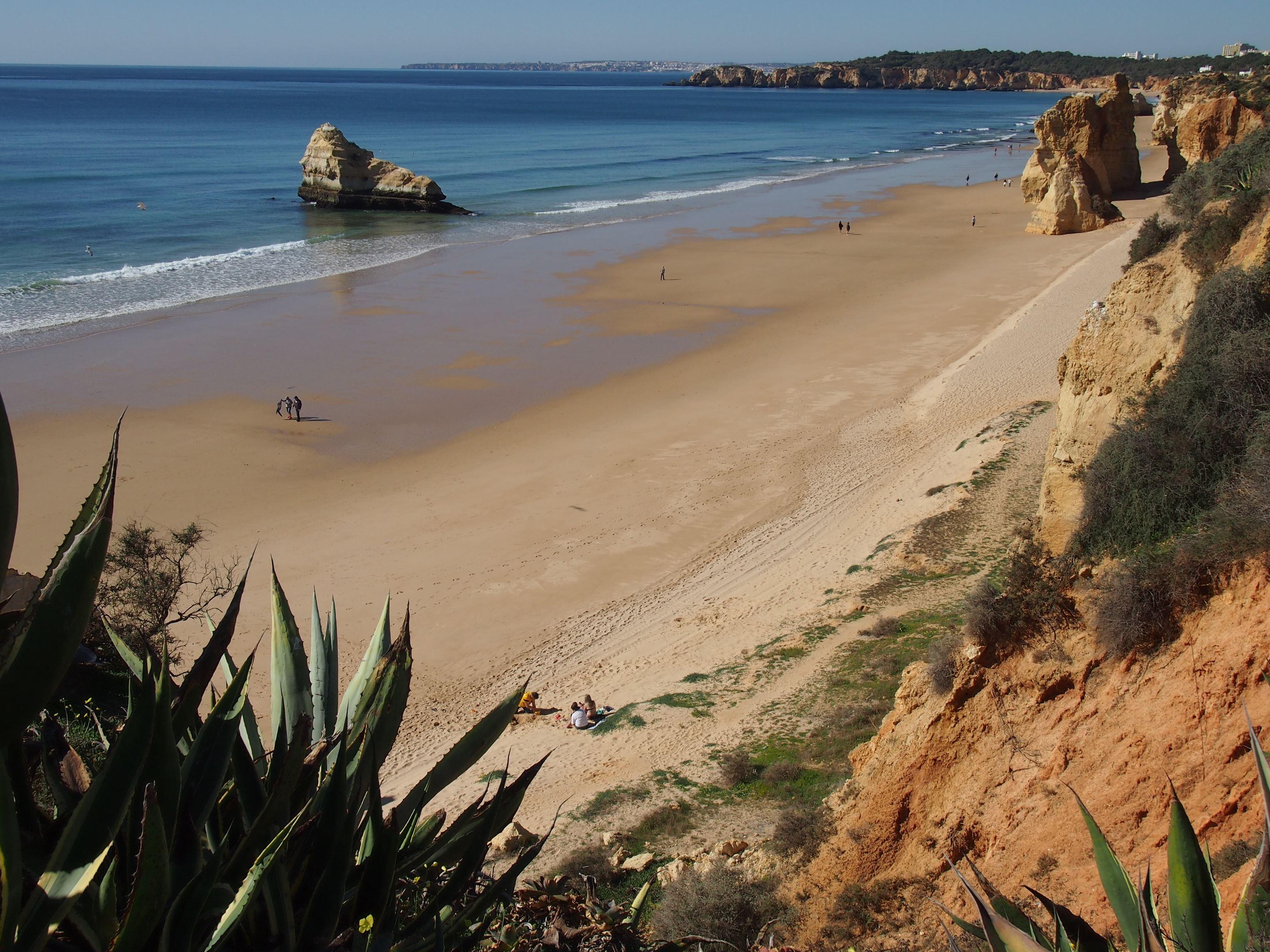 Praia dos Careanos, Portimão