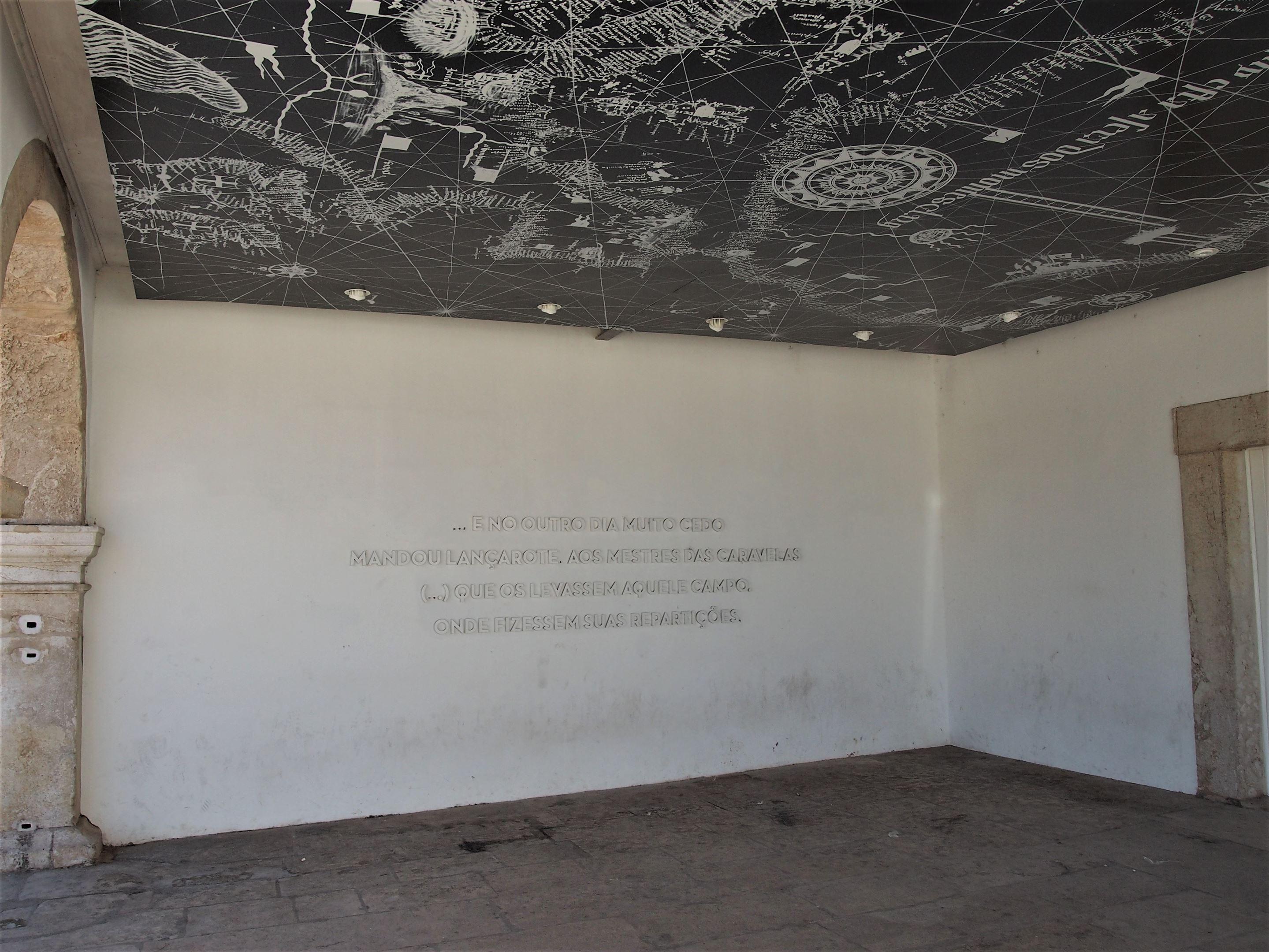 Entrada del Museo del Mercado de Esclavos de Lagos