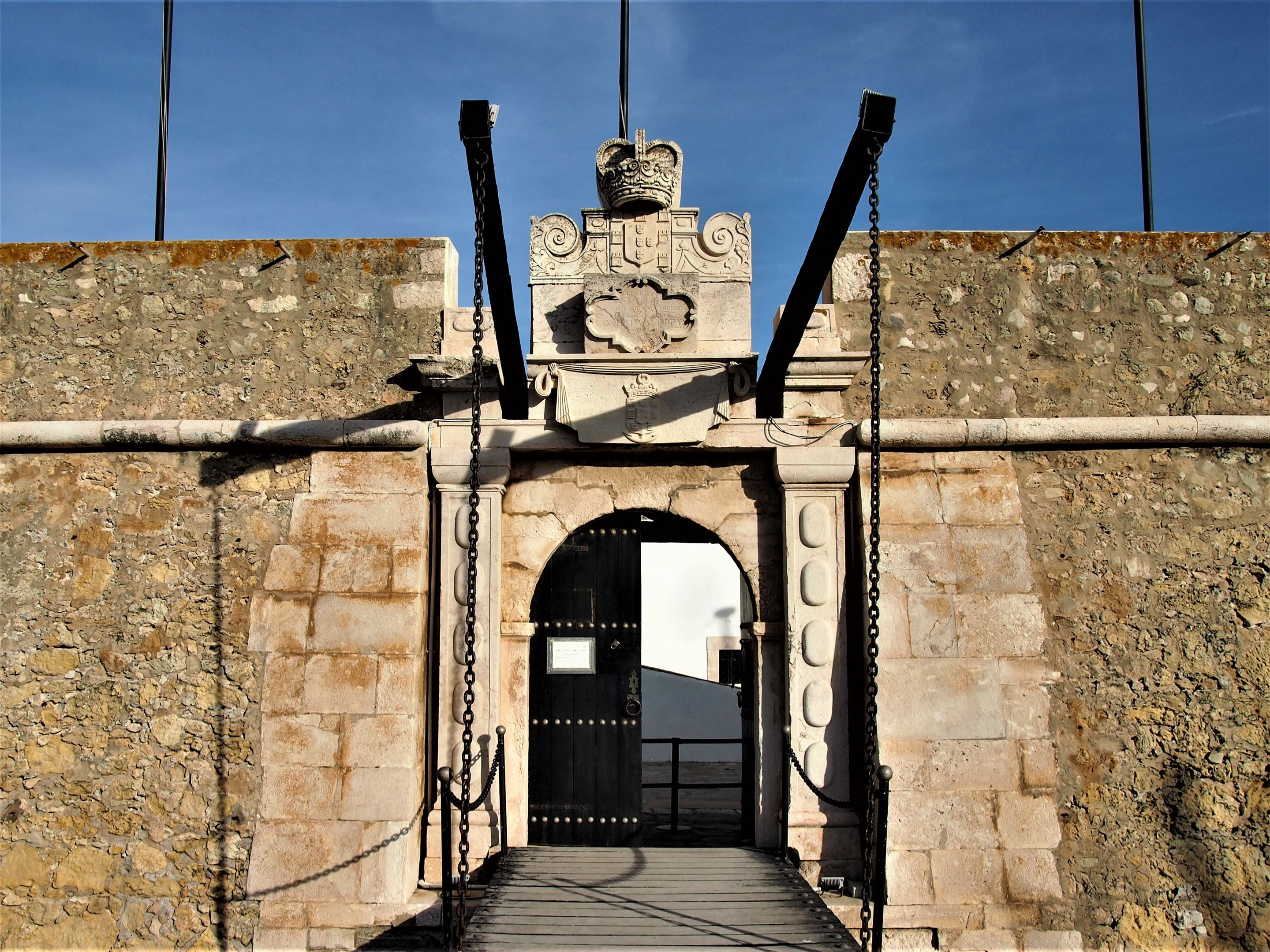 Fort of Ponta da Bandeira, Lagos