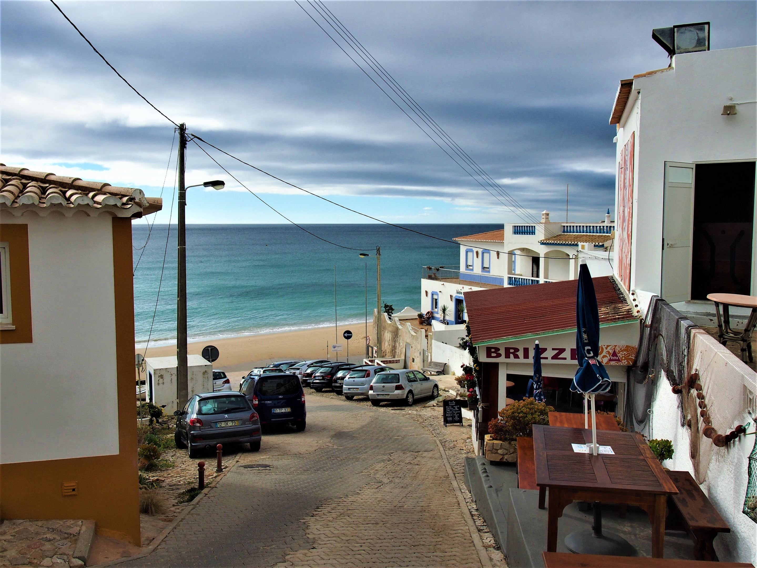 Praia do Burgau, Burgau, Algarve