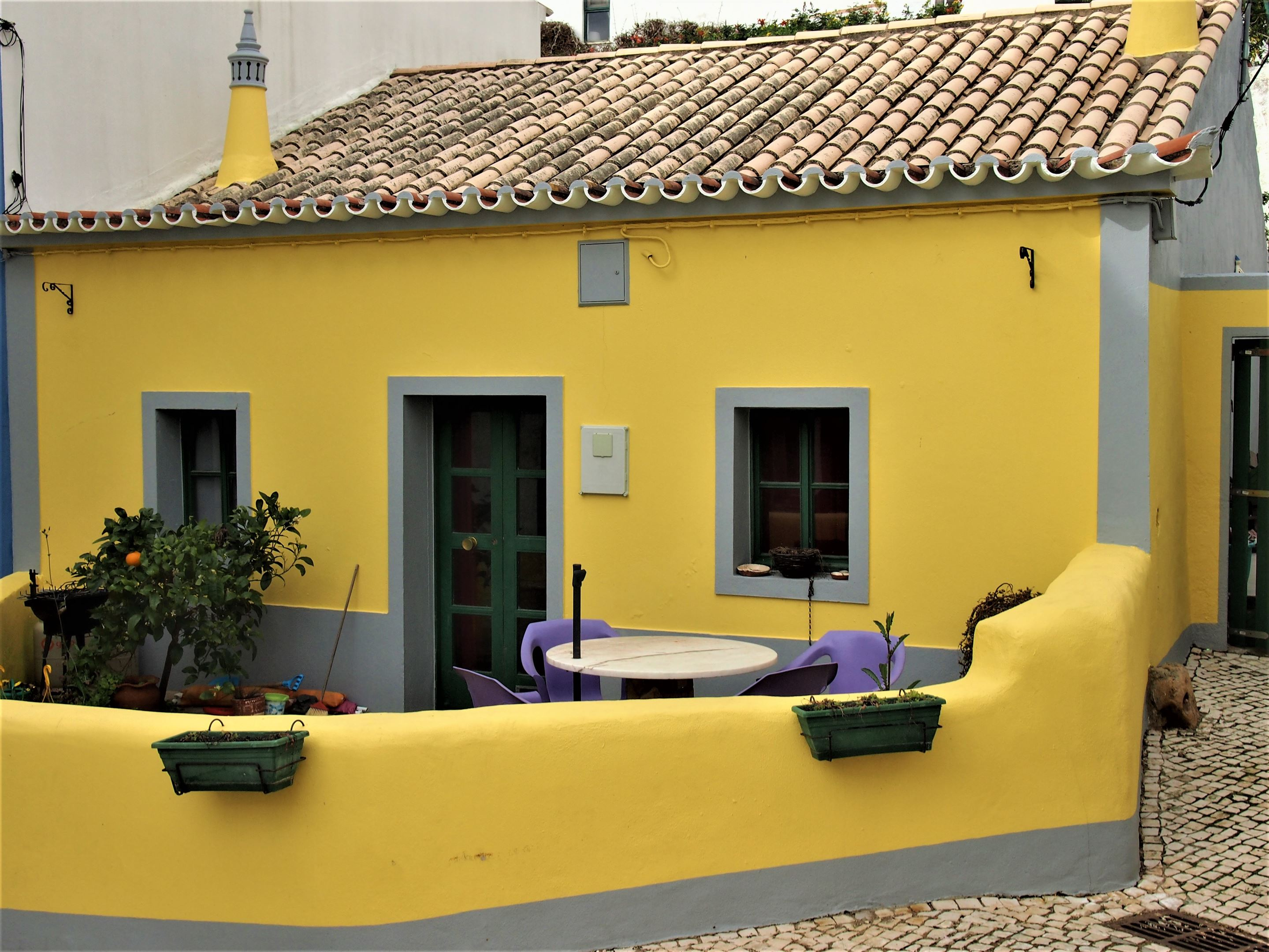 Accommodation at Burgau, Algarve