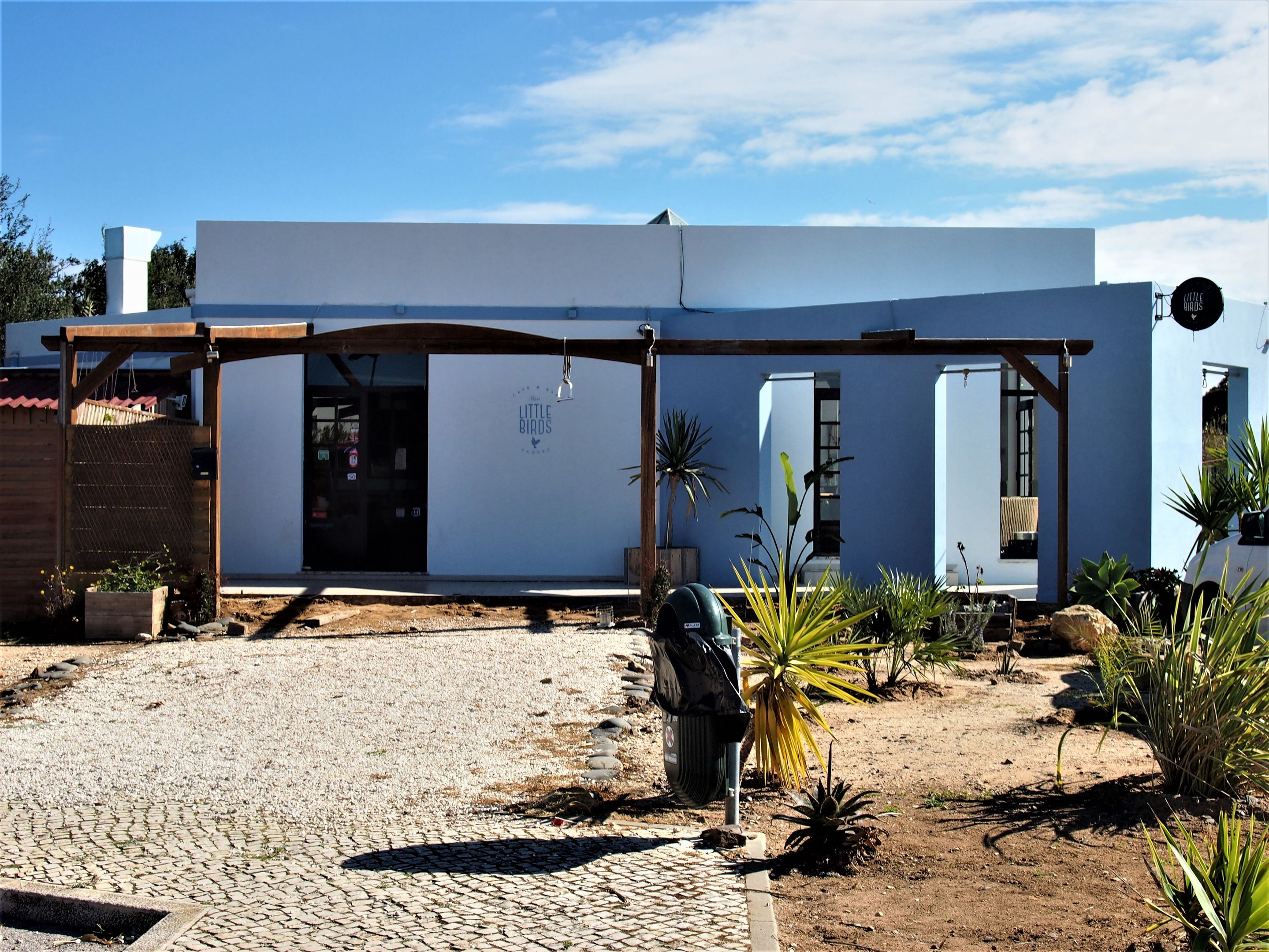 Three Little Birds restaurant, Sagres