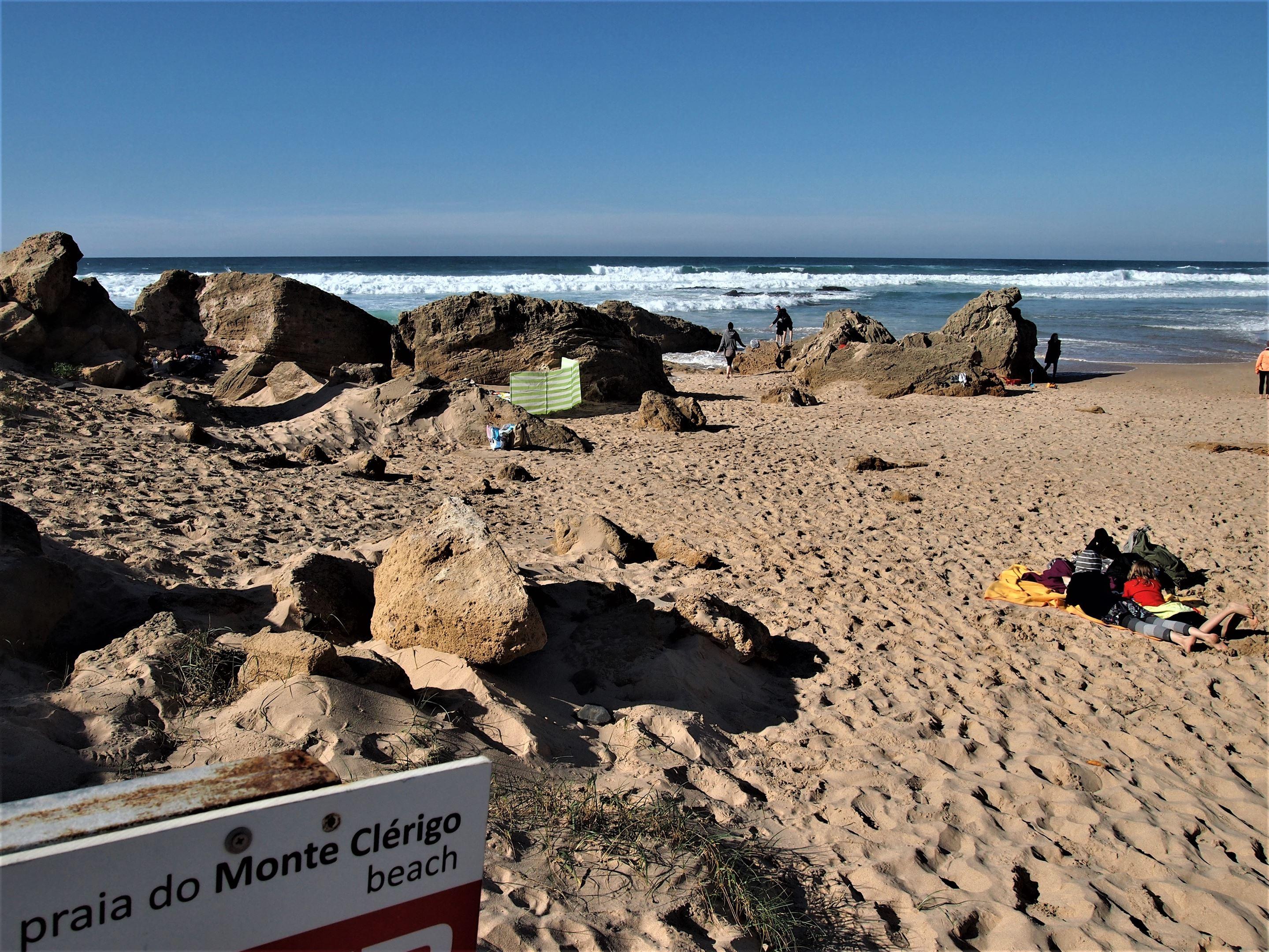 Praia do Monte Clérigo, Aljezur