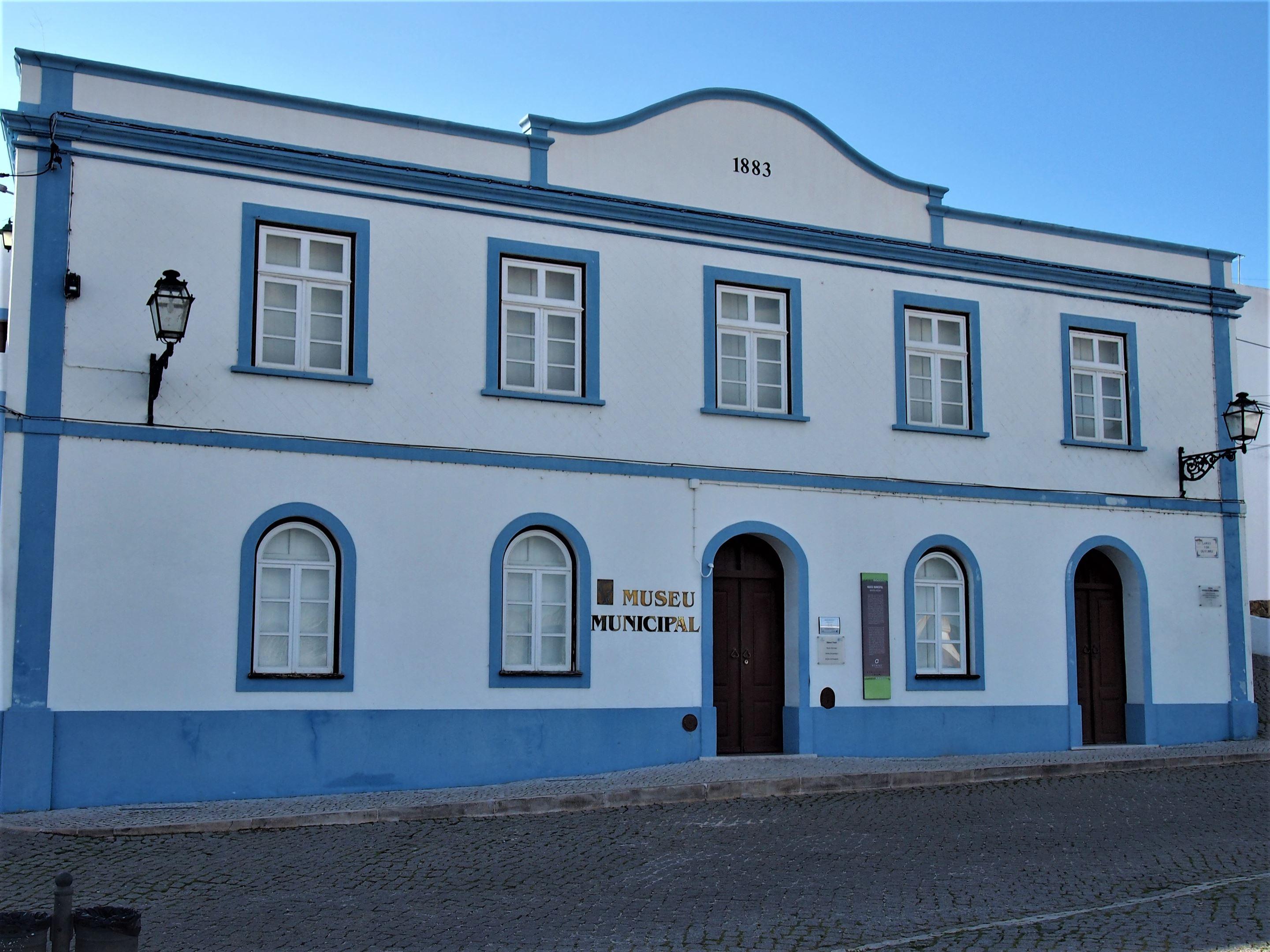The Museu Municipal, Aljezur