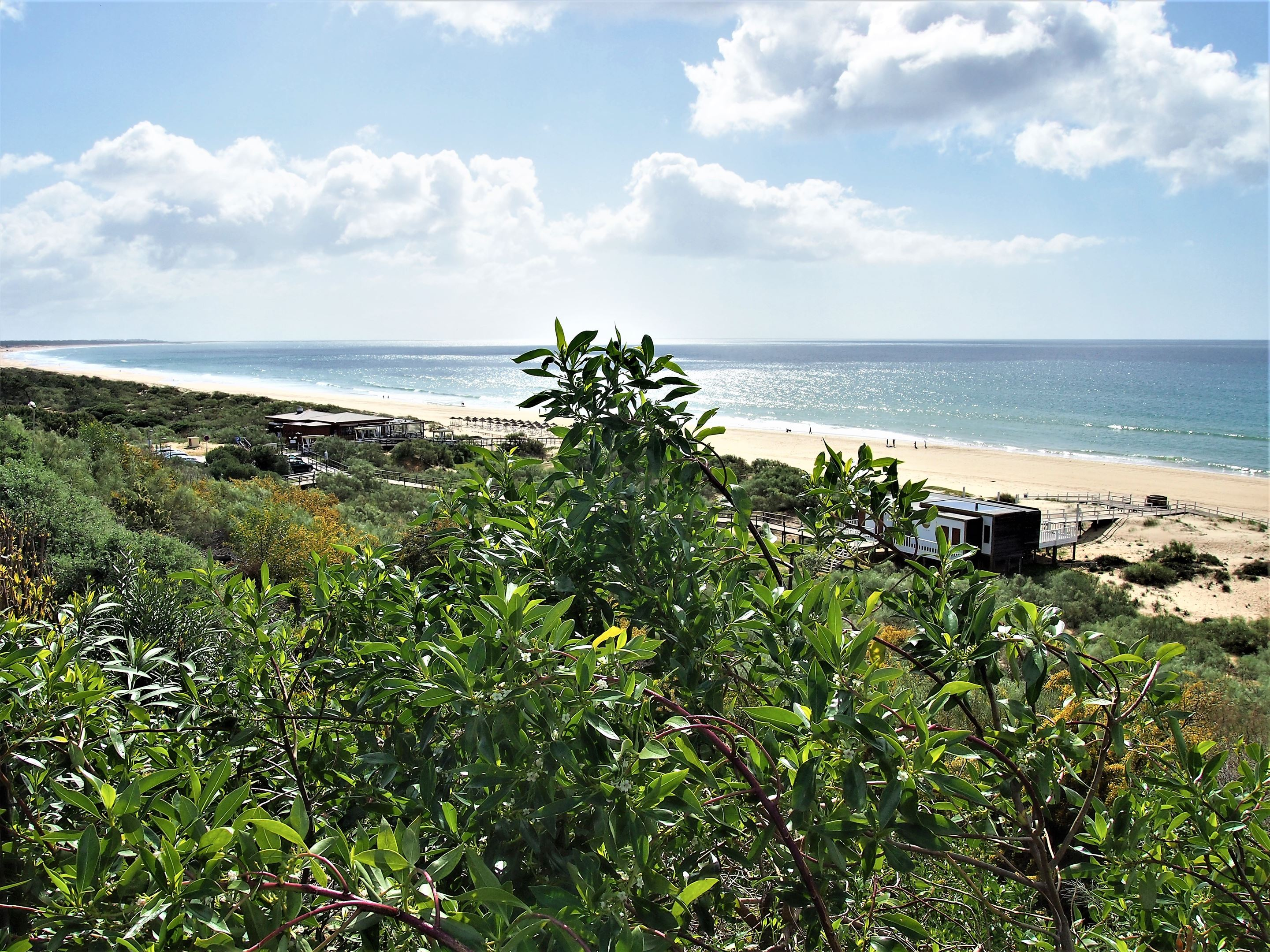 Praia Verde, in the Castro Marim region of the Algarve