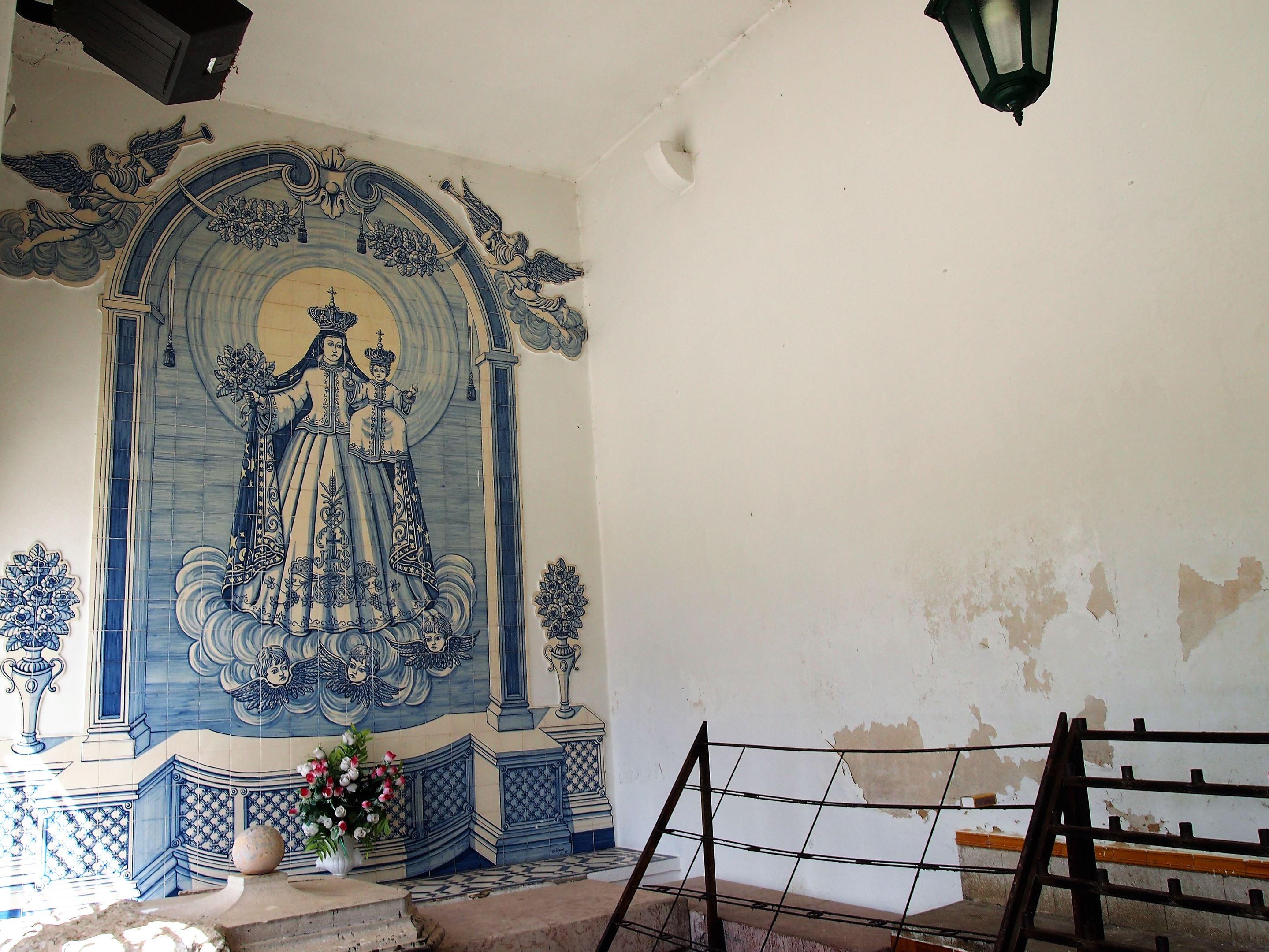 Capela na Igreja de Nossa Senhora dos Mártires, Castro Marim