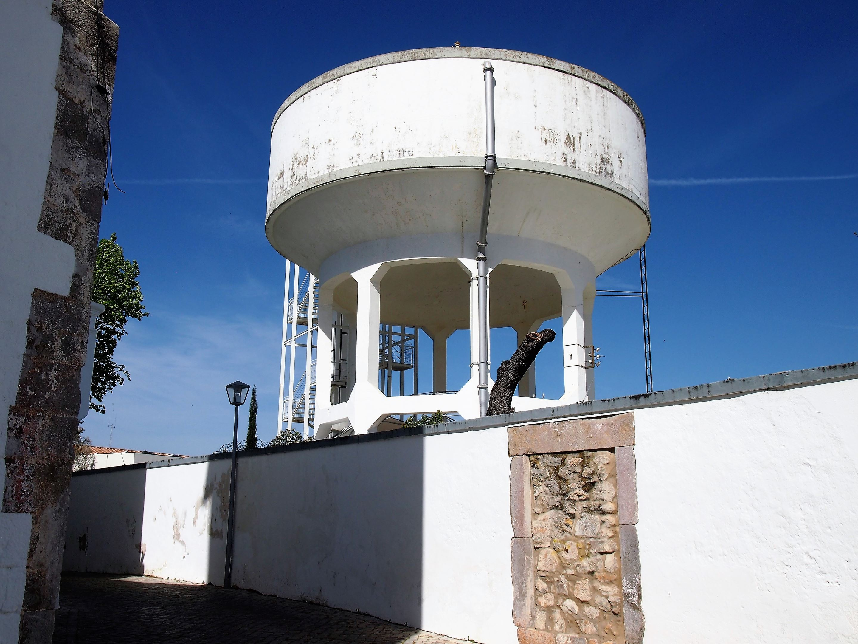 Tower of Tavira (Torre de Tavira), which has a camera obscura or pinhole camera at the top providing fantastic views of the city.