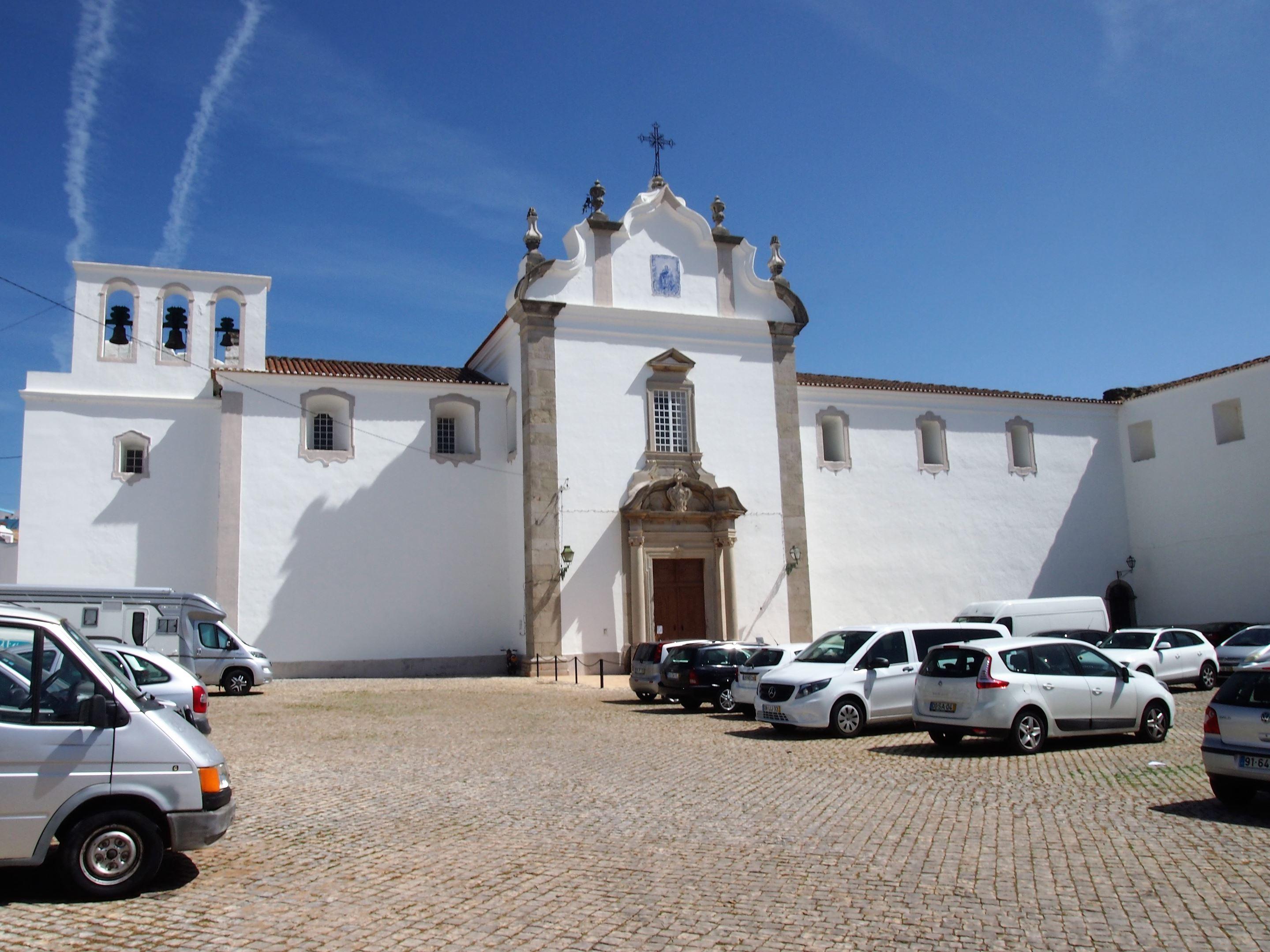 Our Lady of Carmel's church (Igreja de Nossa Senhora do Carmo), Tavira