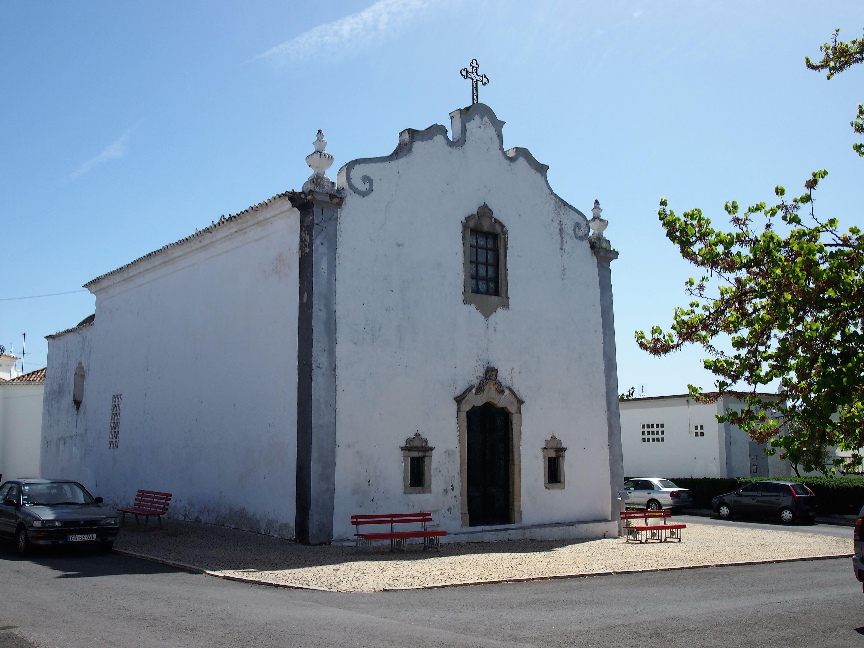 Saint Blaise's chapel (Ermida de São Bras), Tavira
