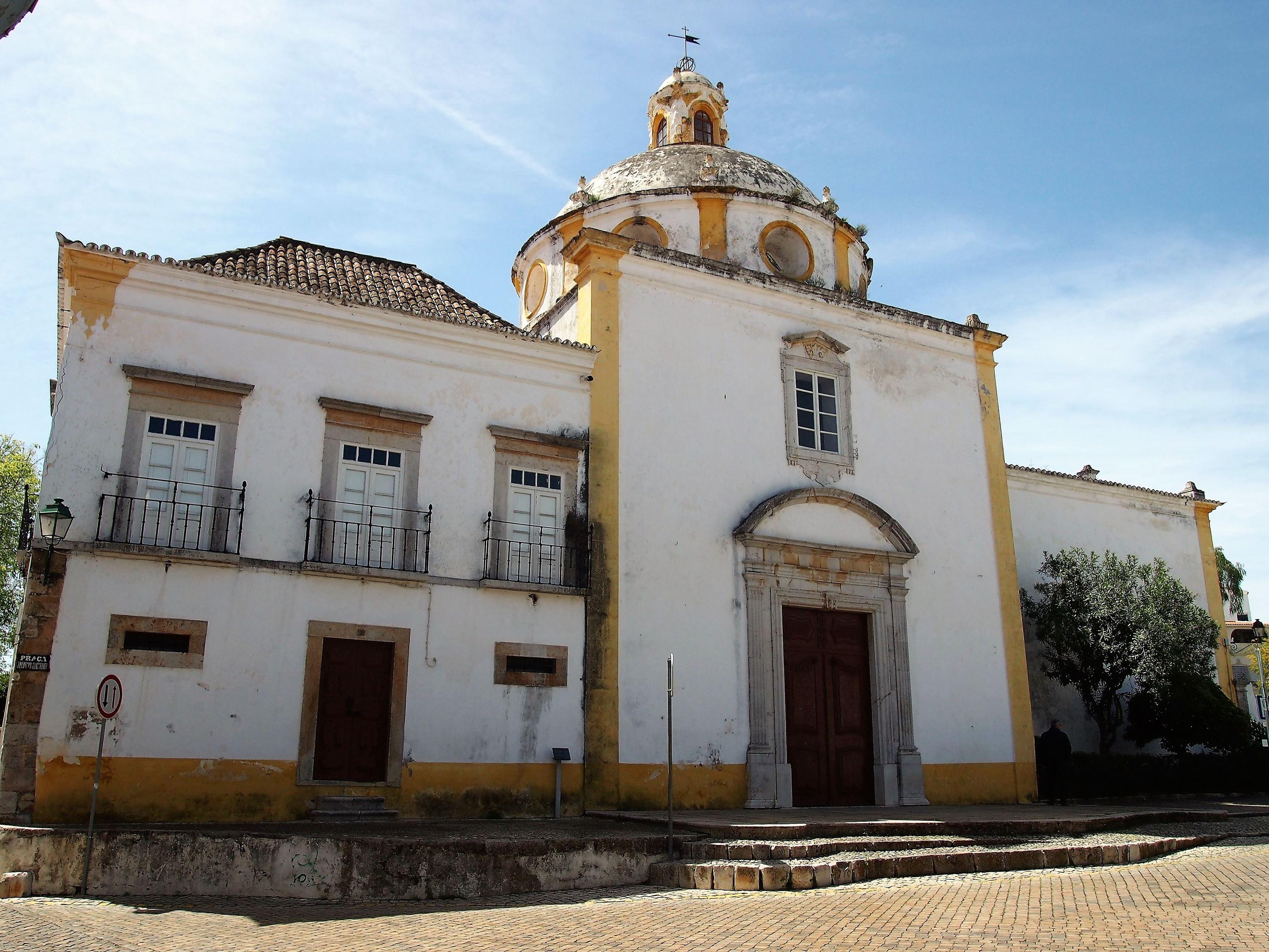 The former Saint Francis Monastery (Antigo Convento de São Francisco), Tavira