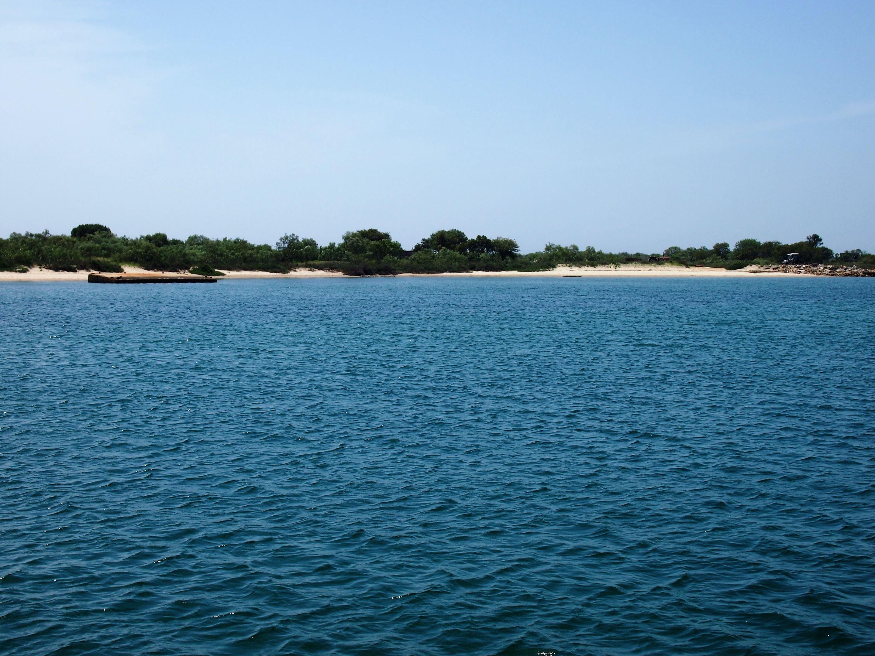 Ilha de Tavira, Tavira