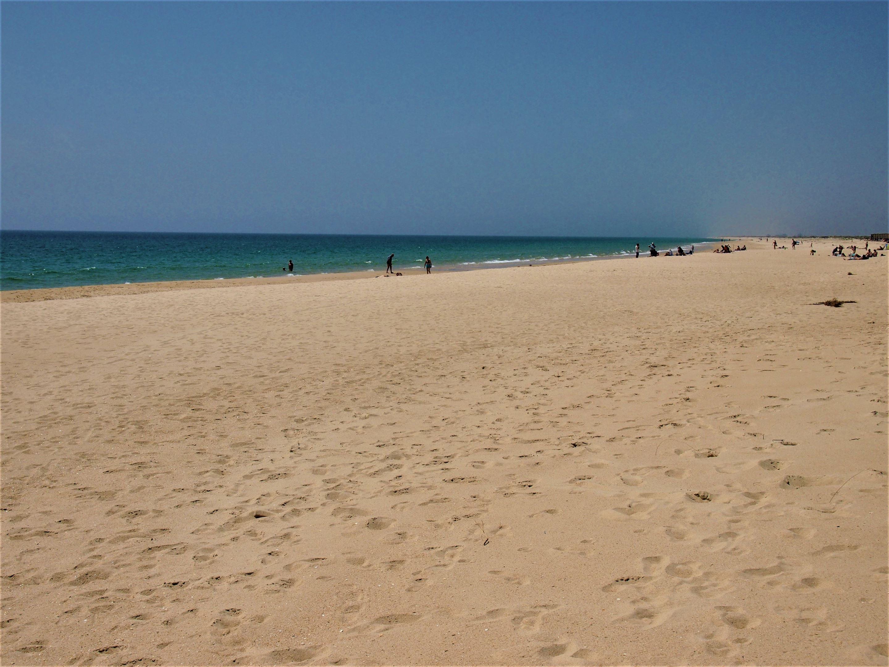 Praia de Tavira, Tavira