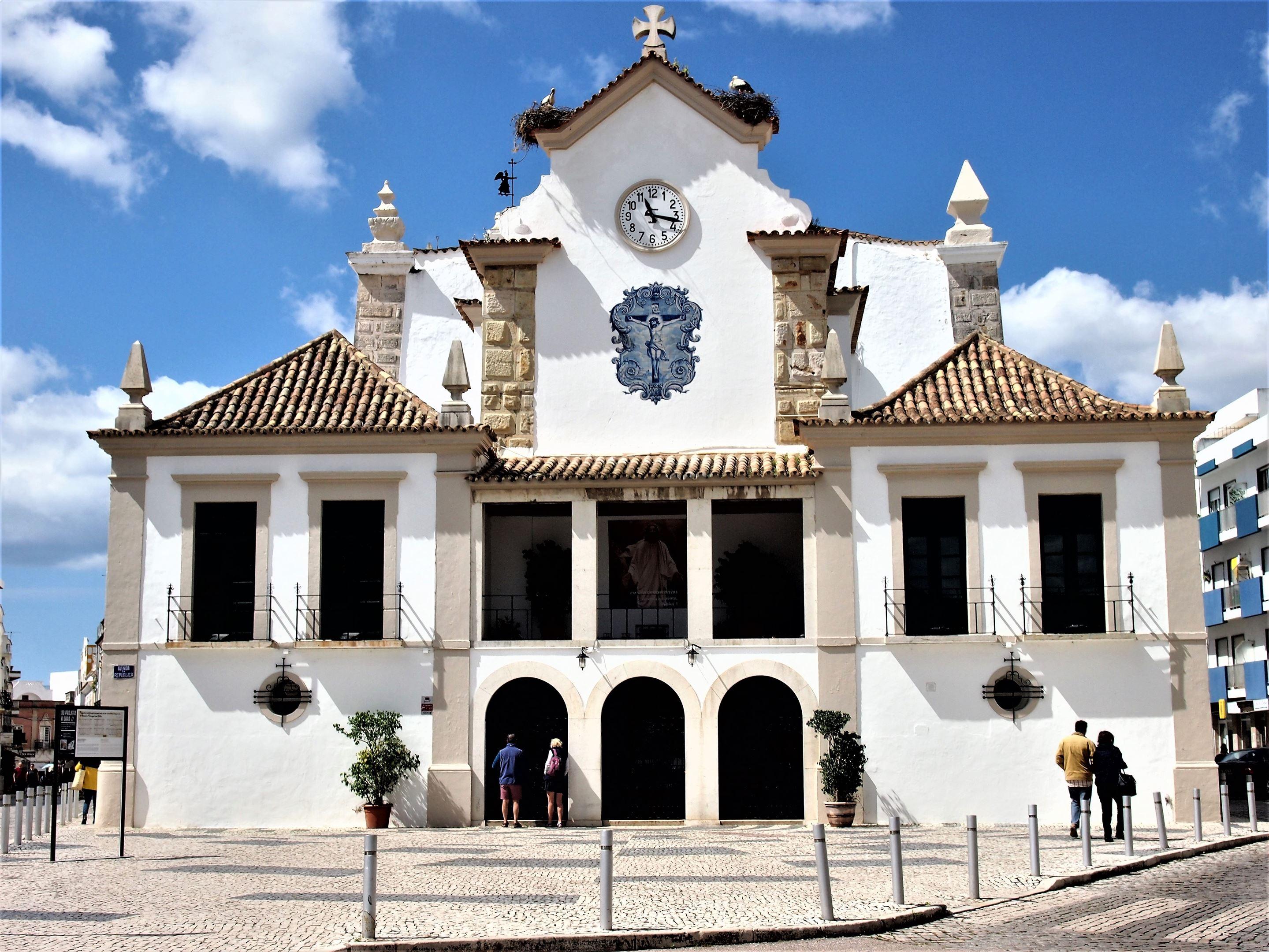 Igreja de Nossa Senhora do Rosário - Church of Our Lady of Rosário, Olhão