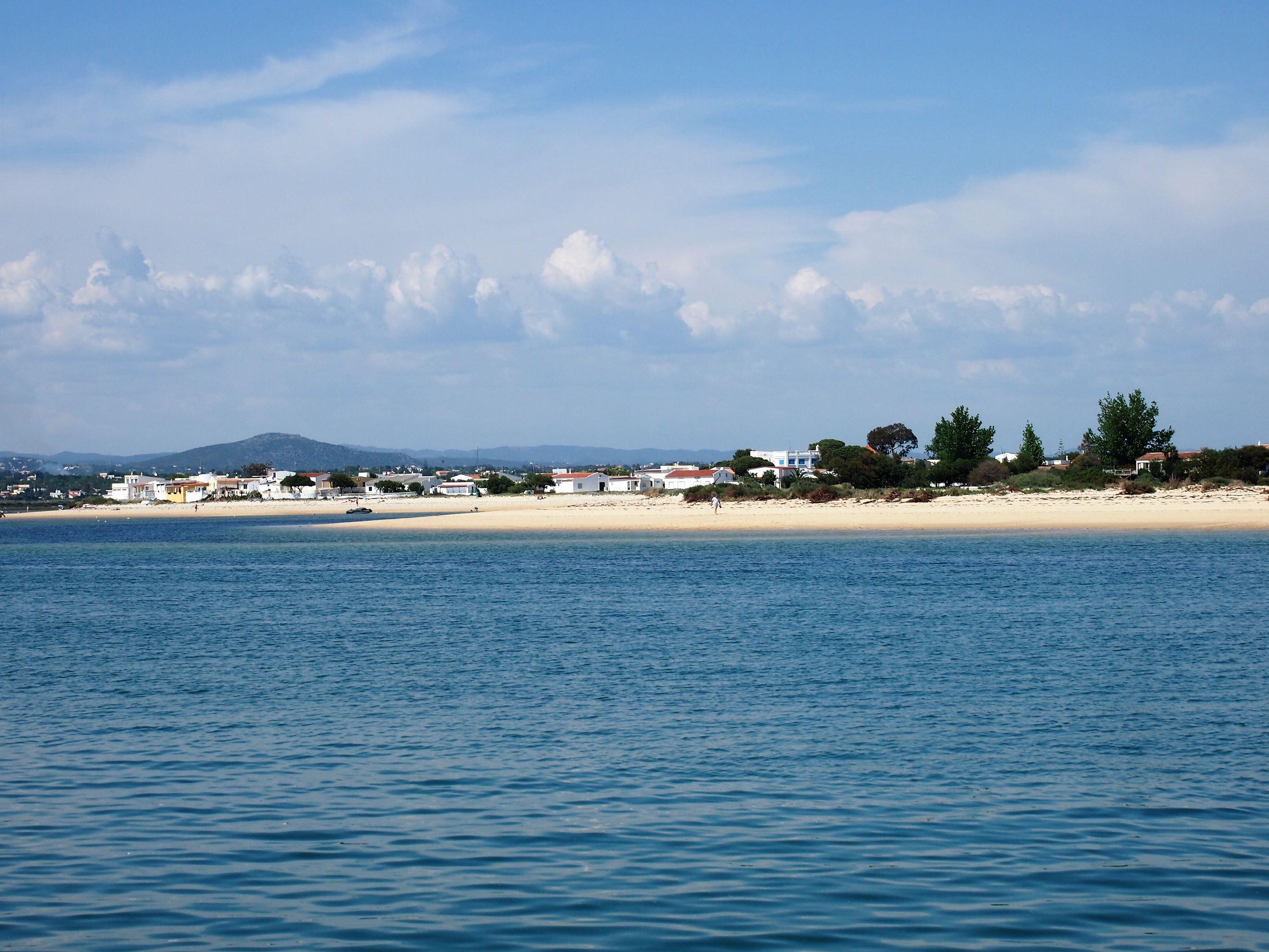Praia da Armona at Ilha da Armona, near Olhão