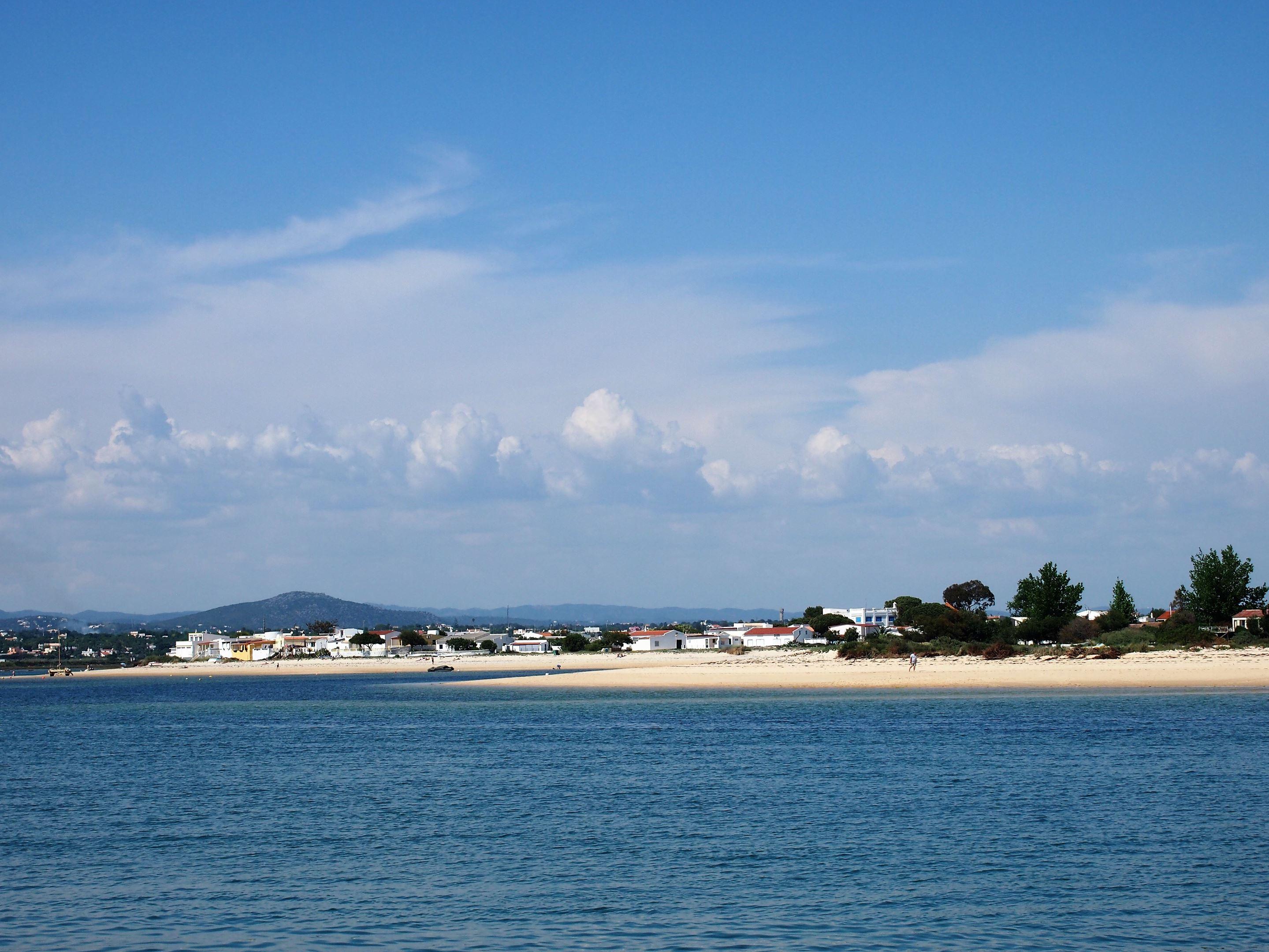 Ilha da Armona, perto de Olhão