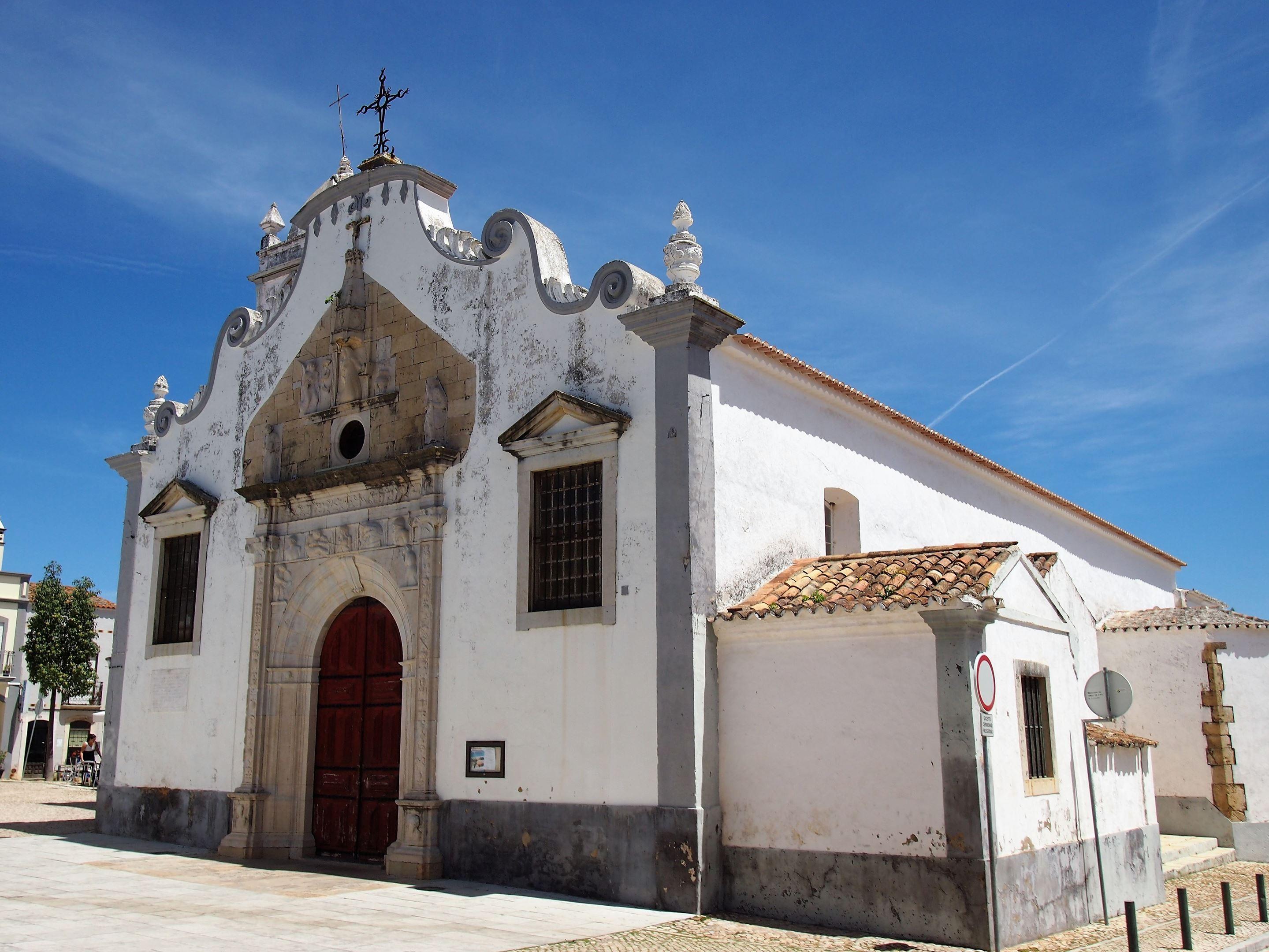 Igreja de Nossa Senhora da Graça, Moncarapacho