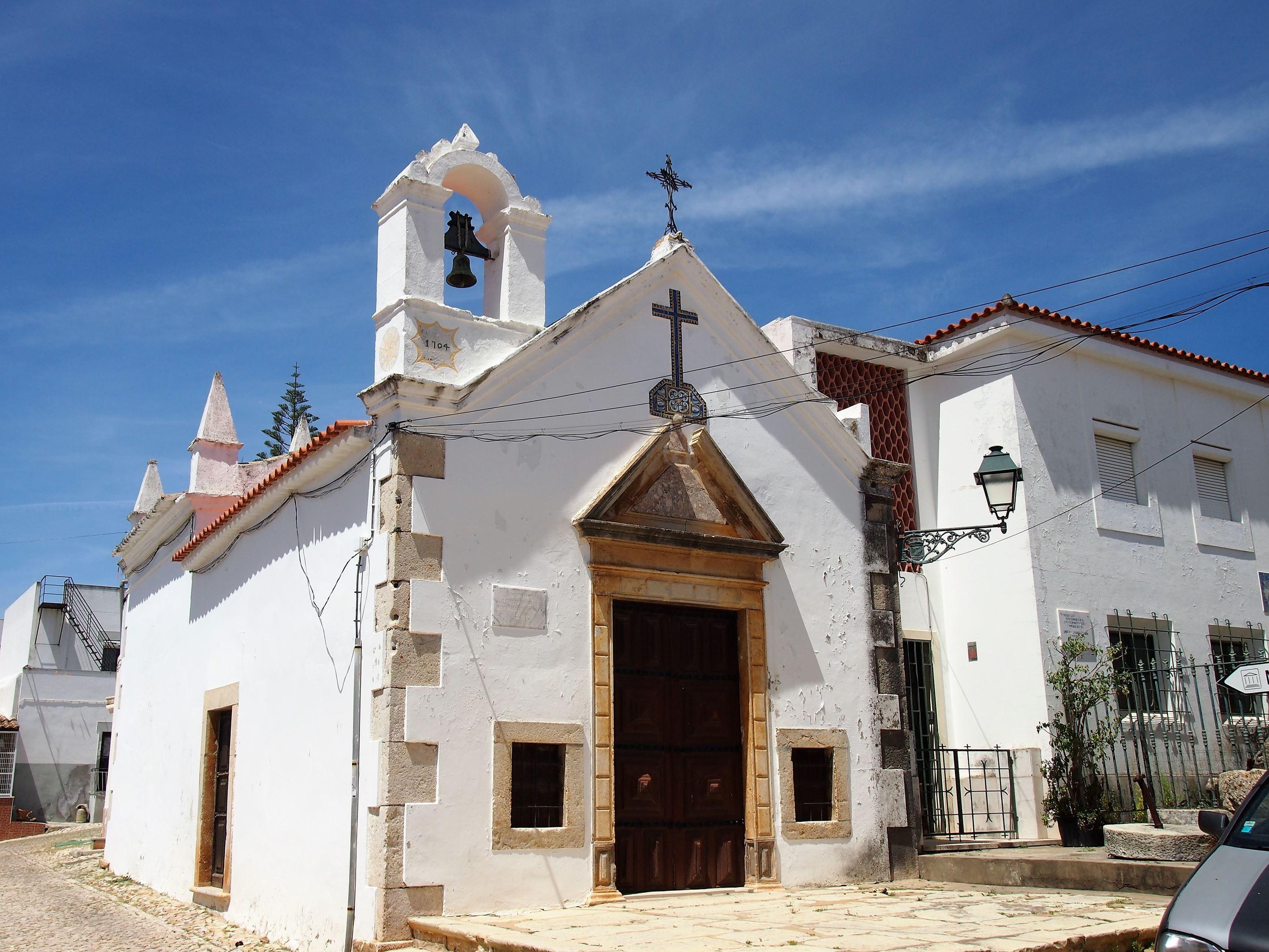 Capela de Santo Cristo, Moncarapacho