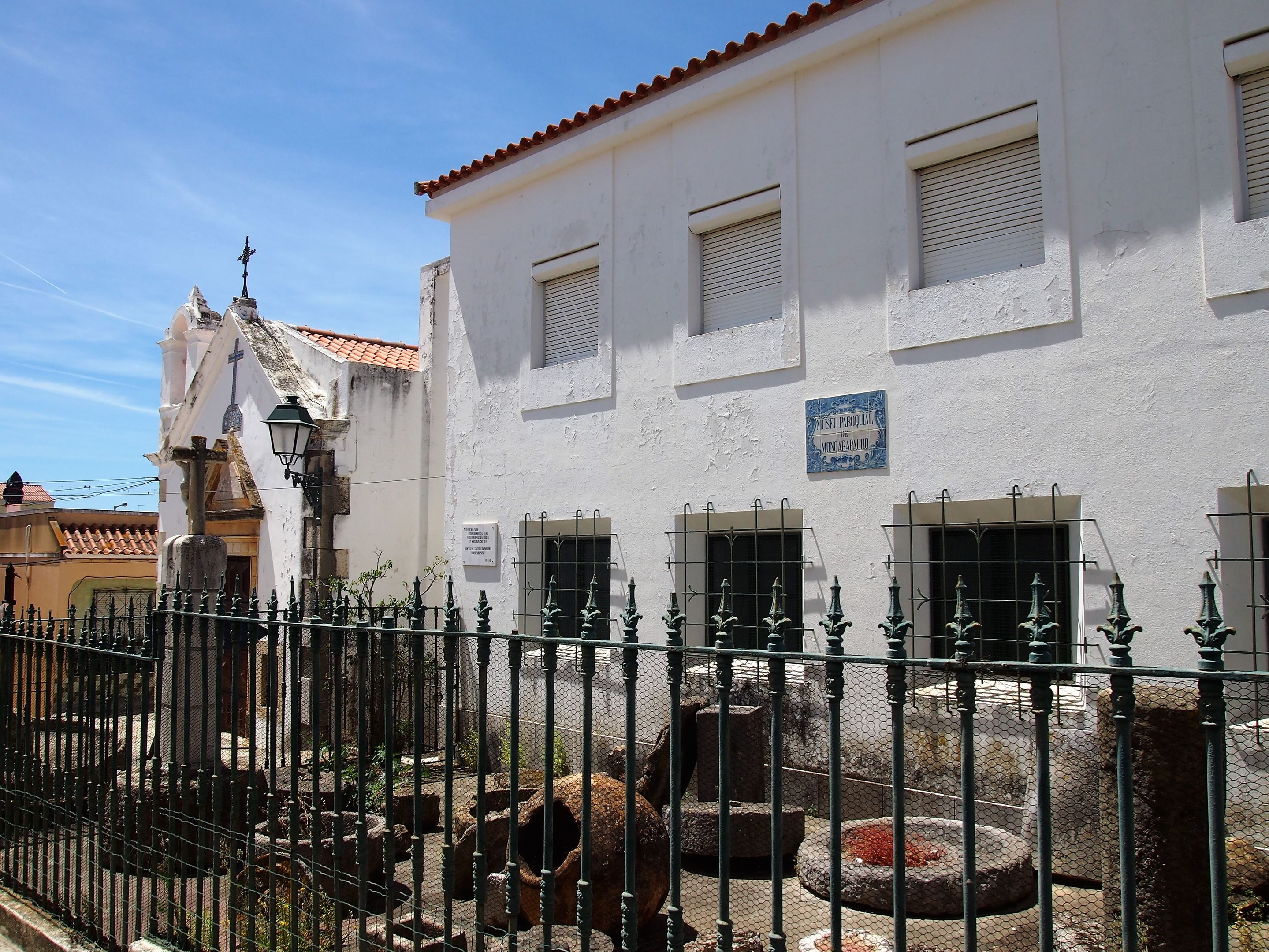 Museu Paroquial de Moncarapacho - the Parish Museum of Moncarapacho