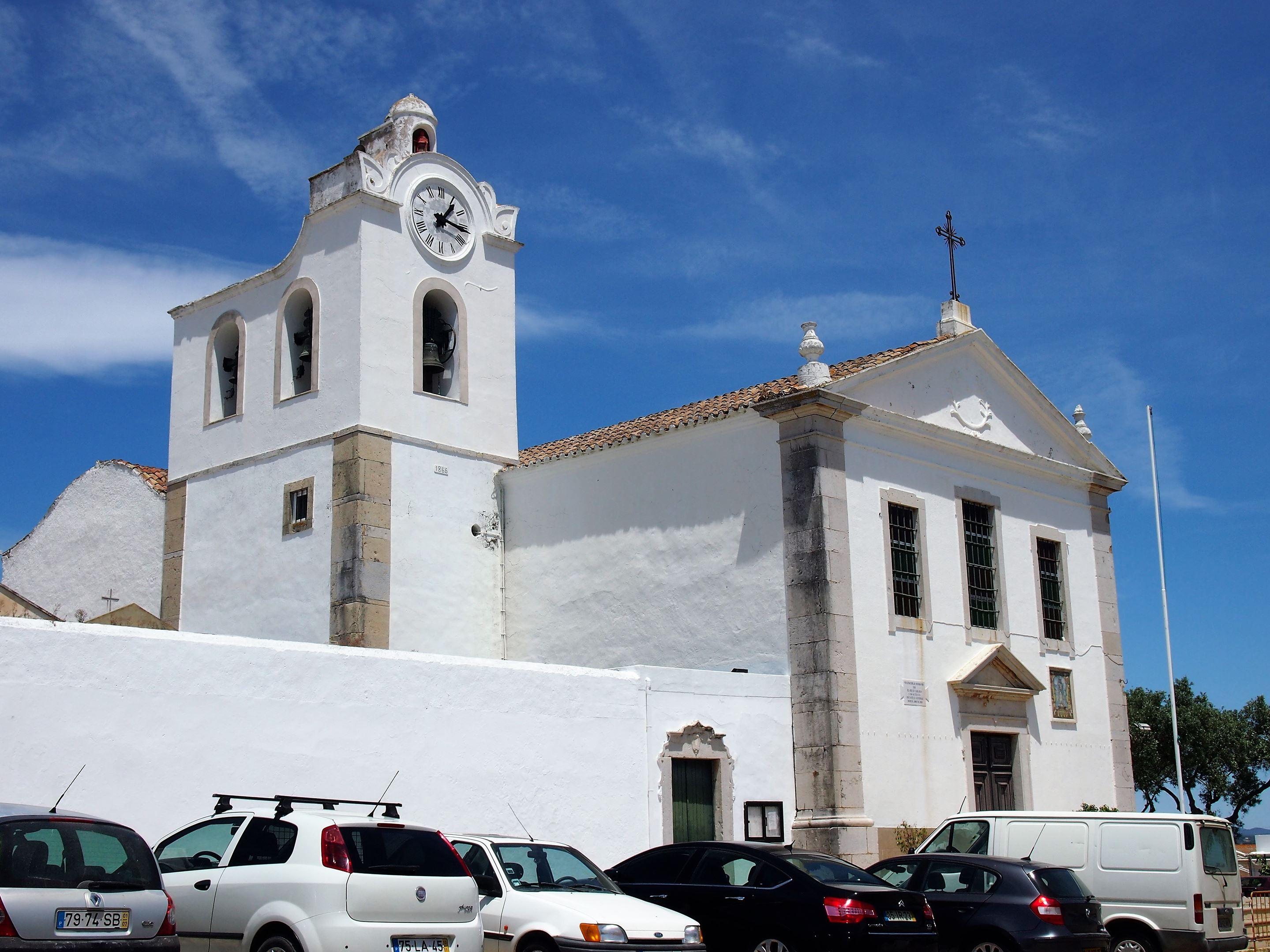 Igreja Matriz, Fuseta