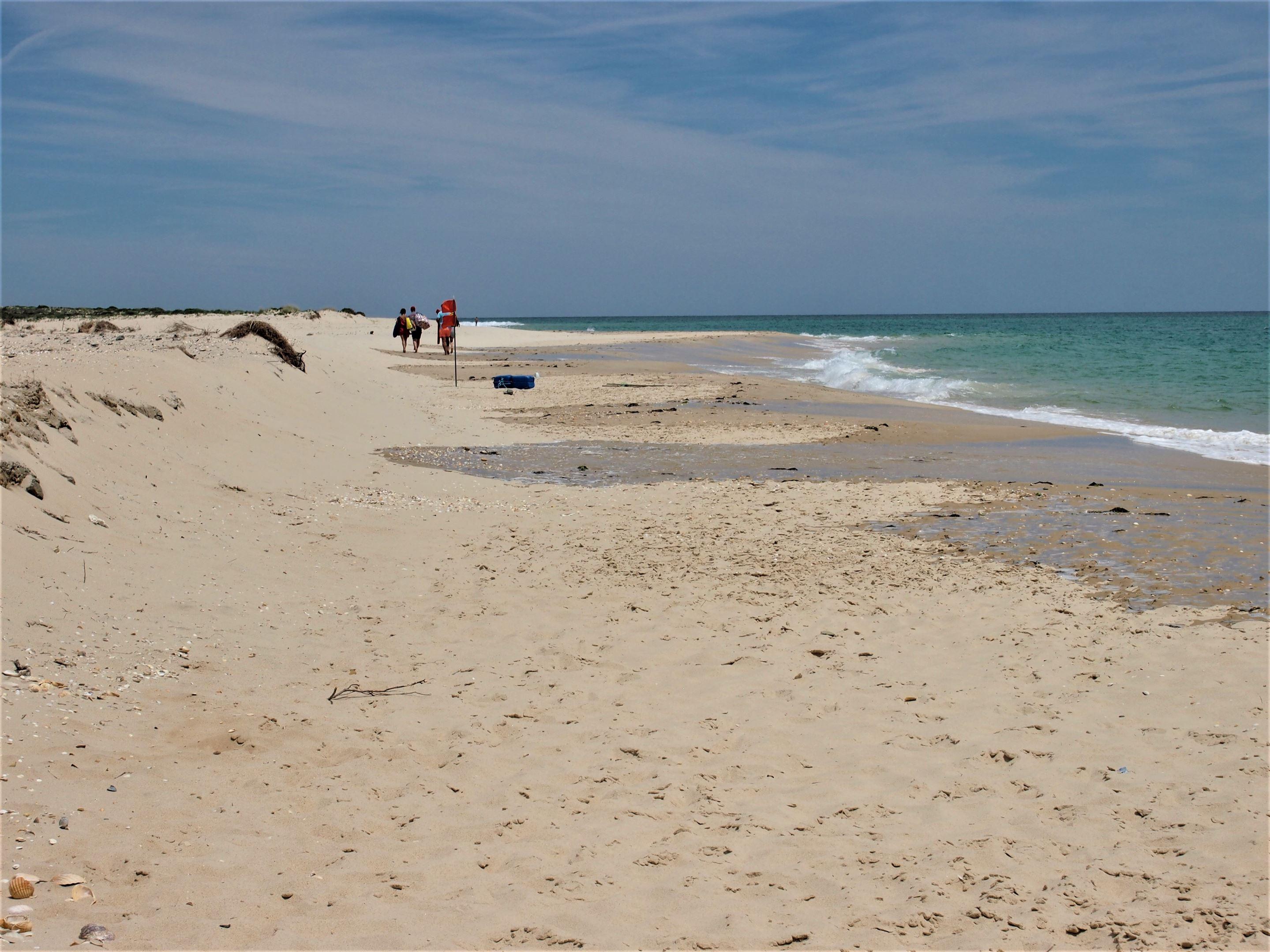 Praia da Fuseta, Algarve