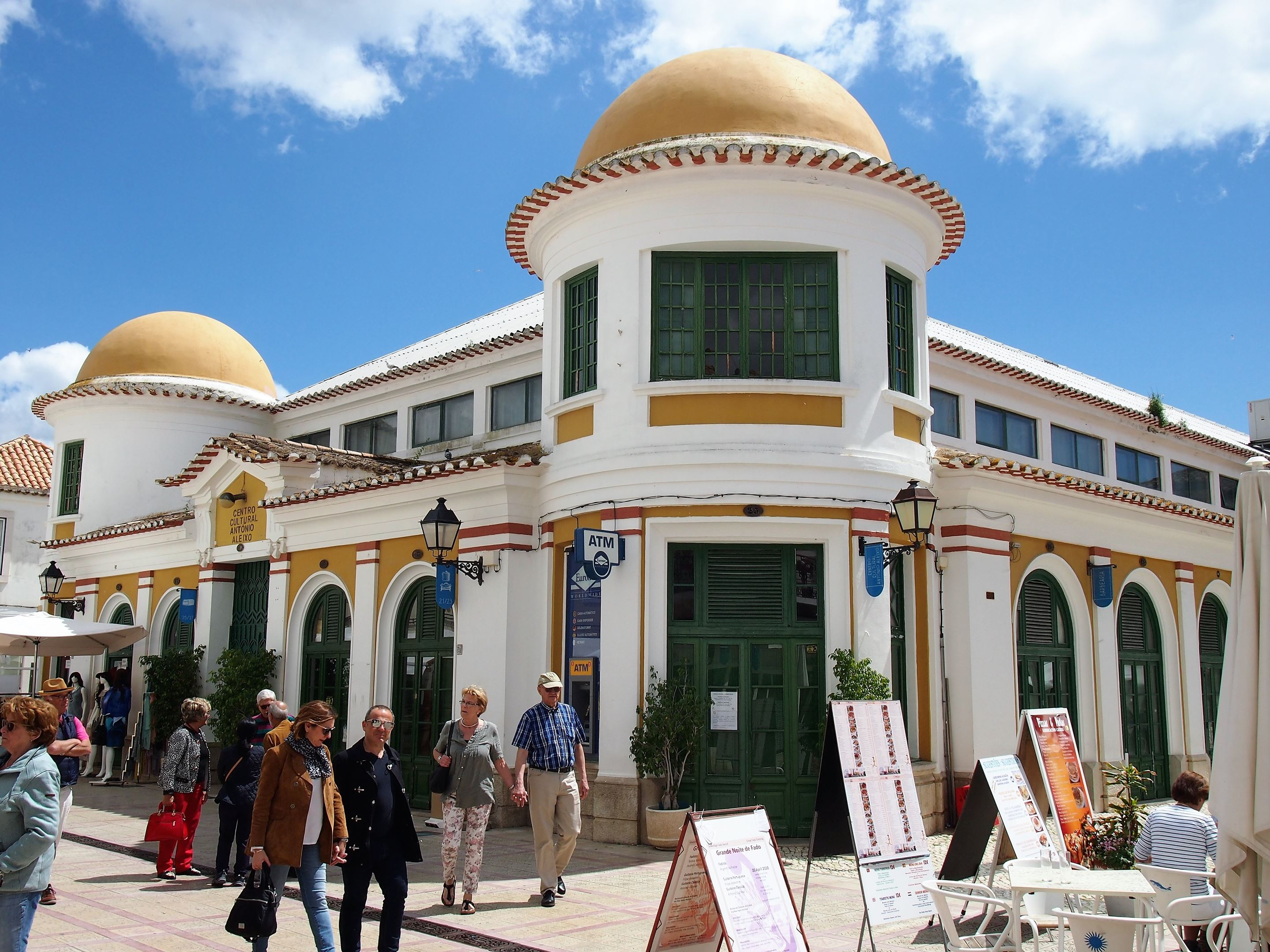 Centro Cultural António Aleixo, Vila Real de Santo António