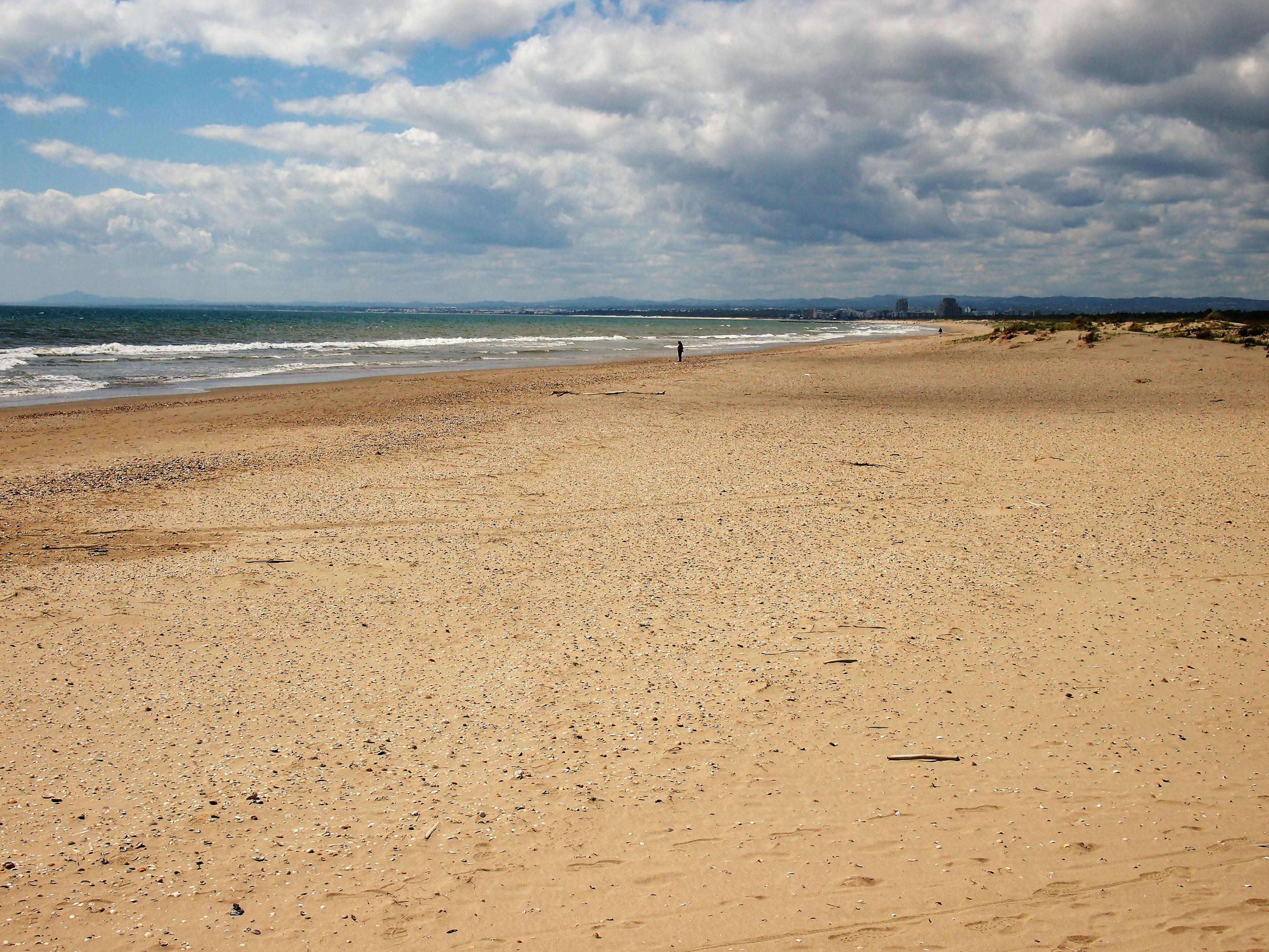 Praia de Santo António, Vila Real de Santo António
