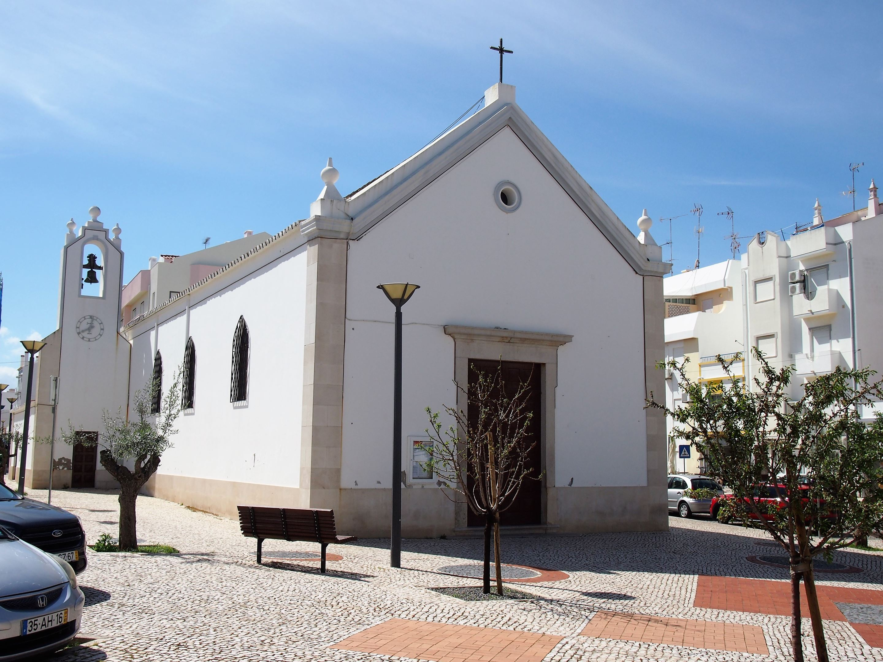 Monte Gordo Parish Church - Igreja Paroquial de Monte Gordo