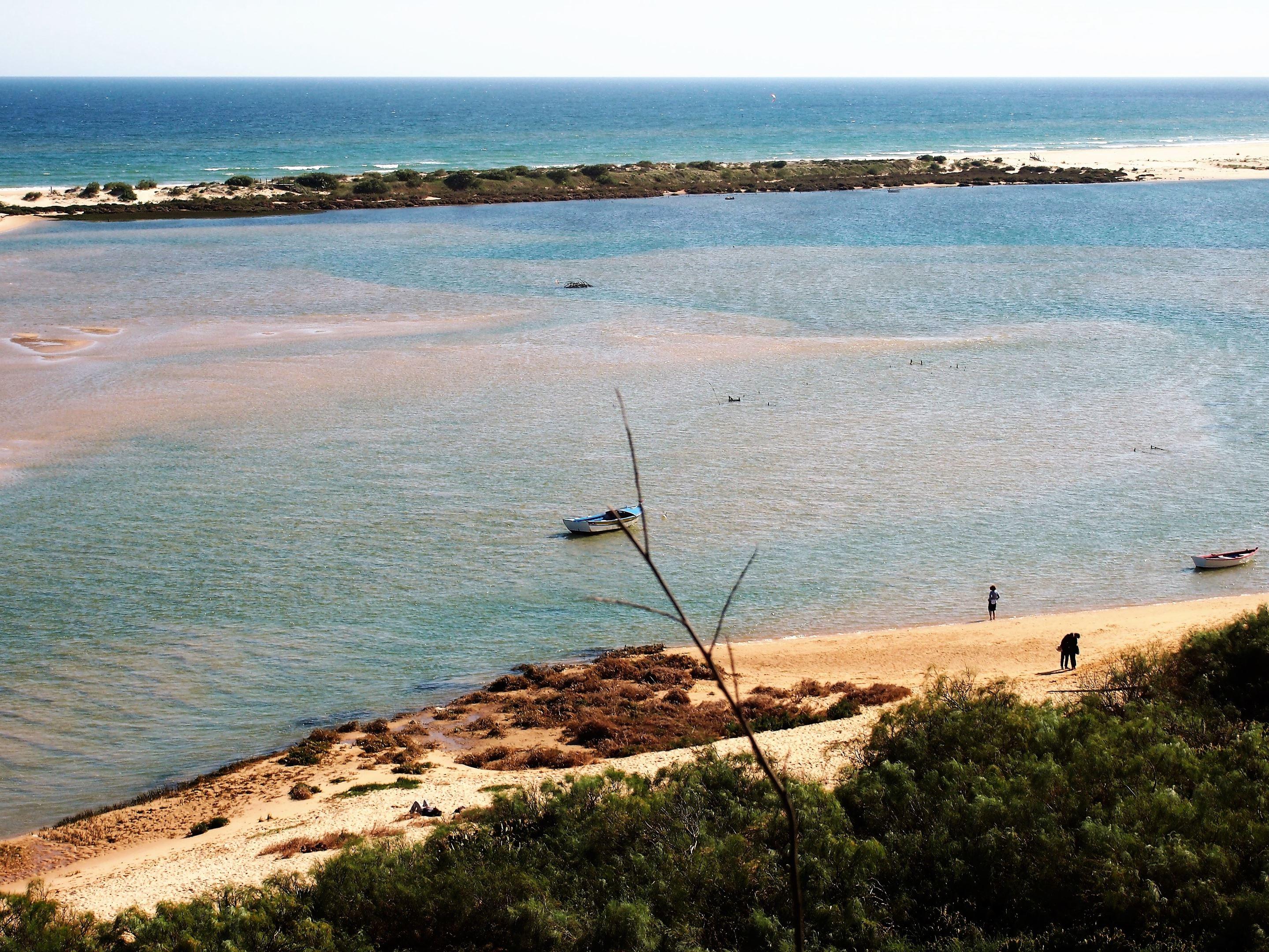 Praia de Cacela Velha, Cacela Velha