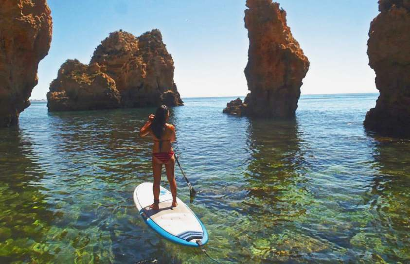 Stand-Up Paddling Algarve
