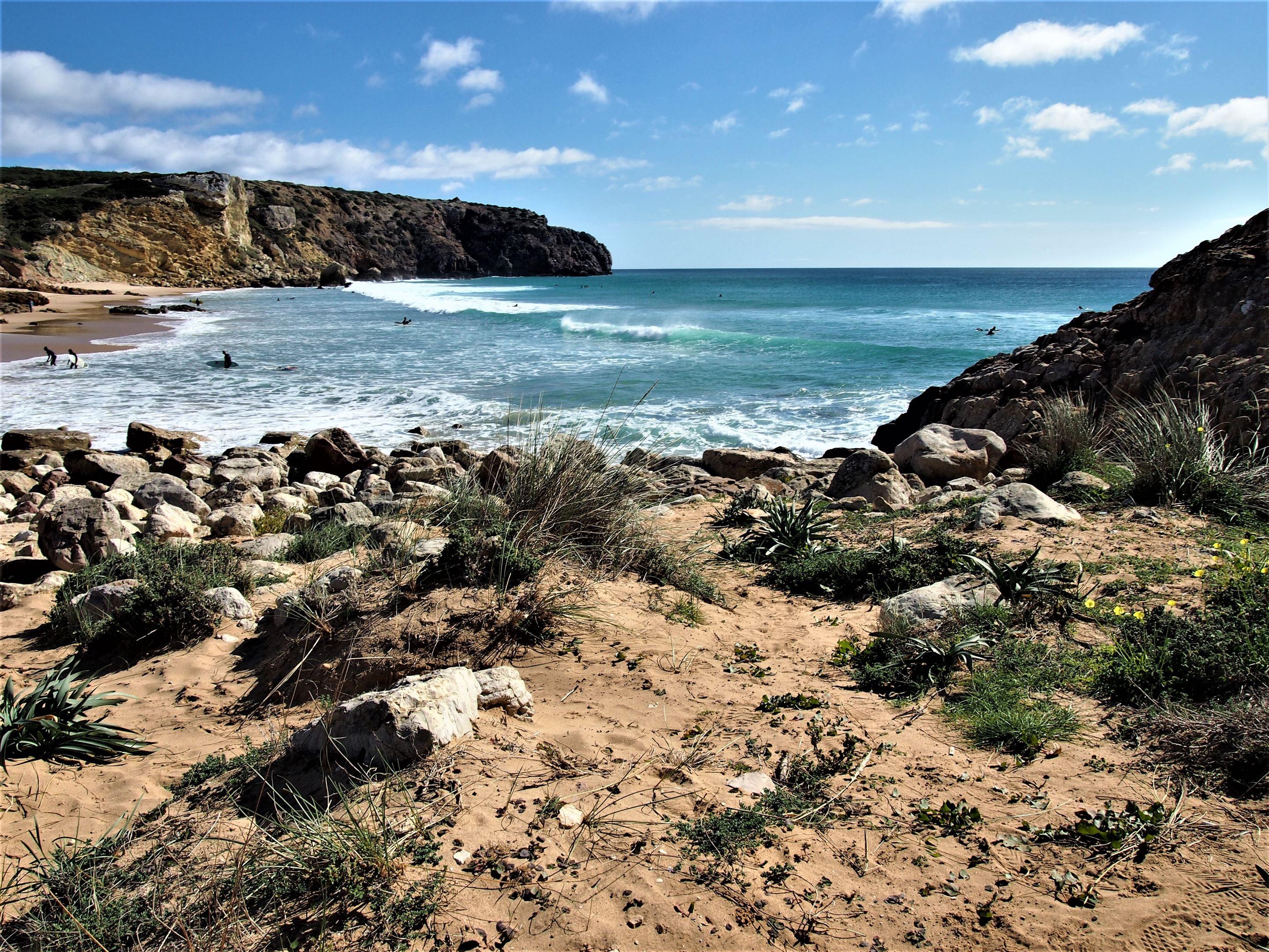 Praia do Zavial, Algarve