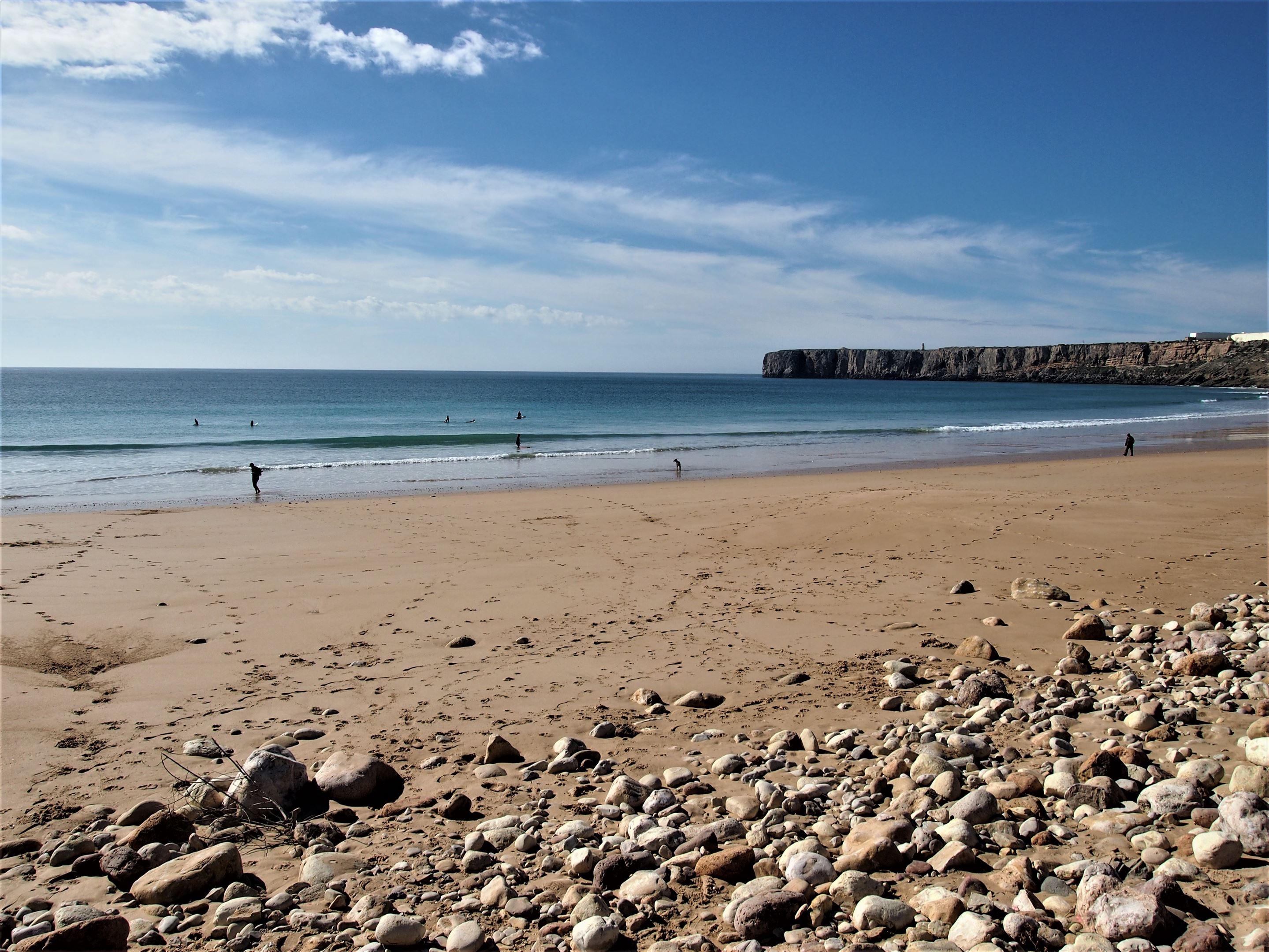 Praia da Mareta, Algarve