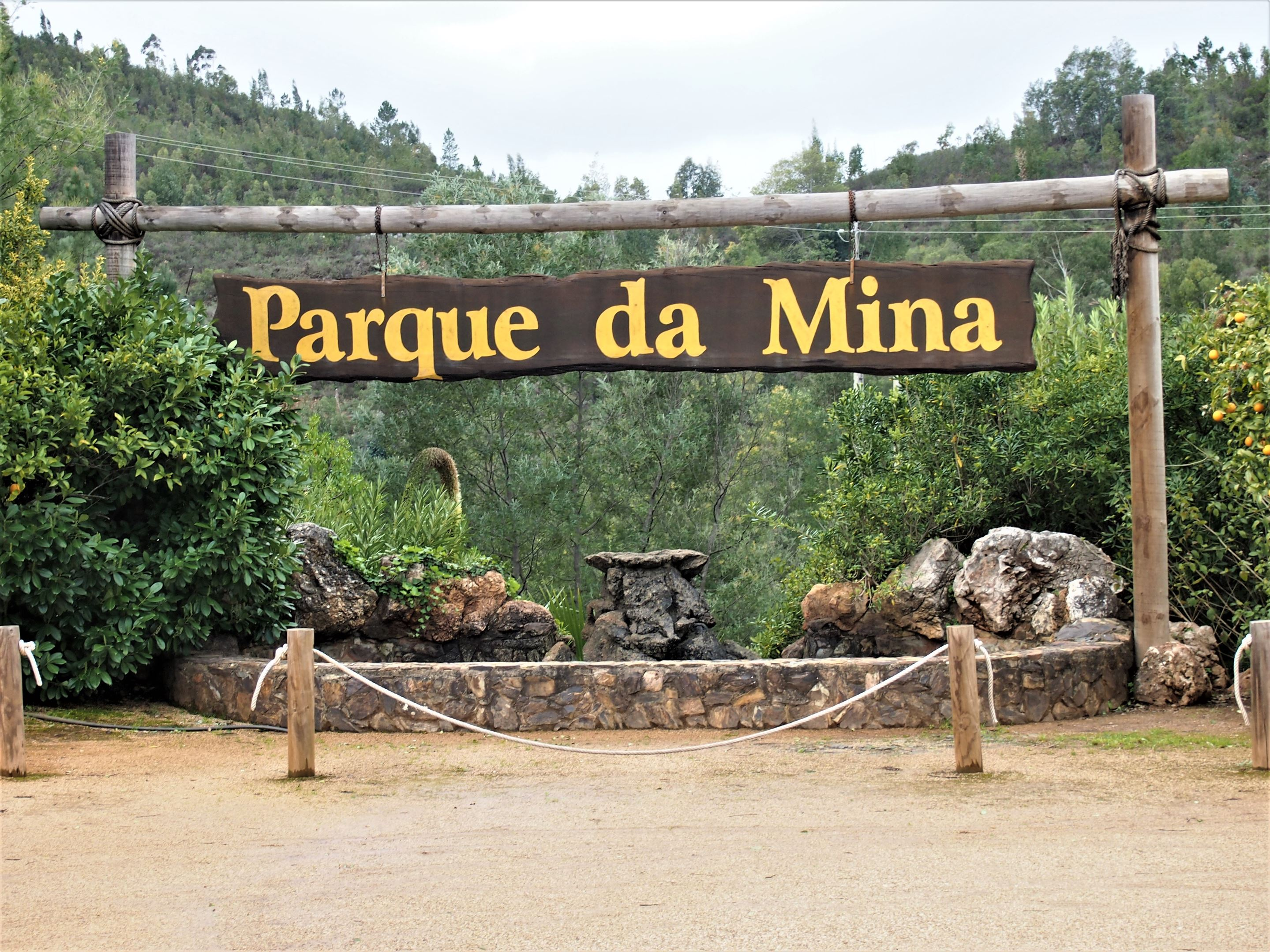Parque da Mina, Monchique