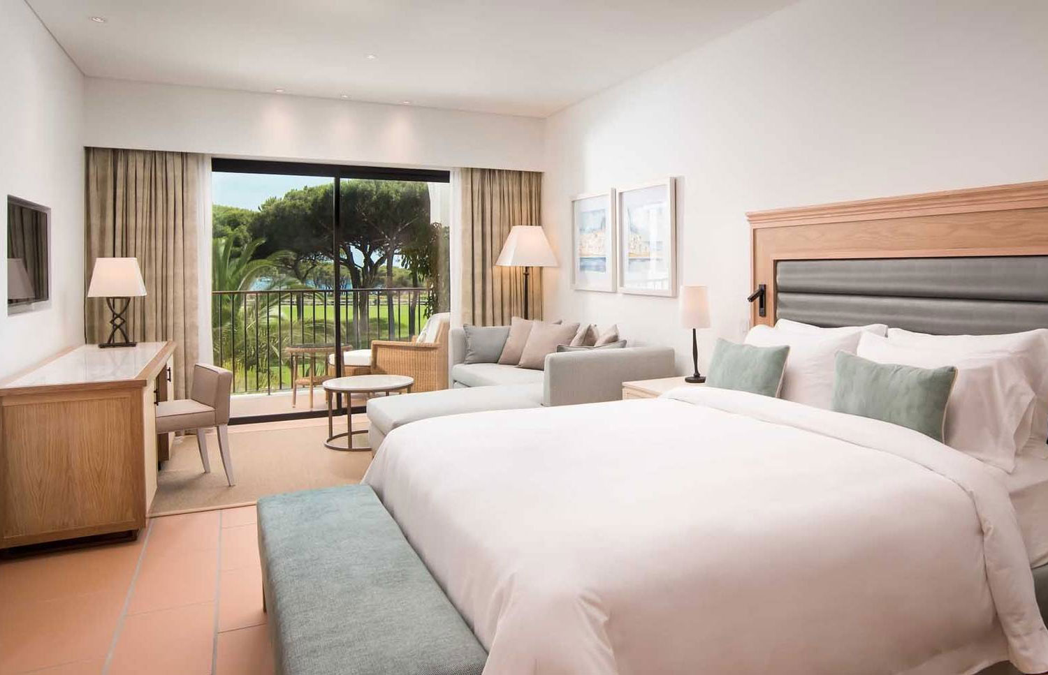 Pine Cliffs Hotel Algarve - Bedroom