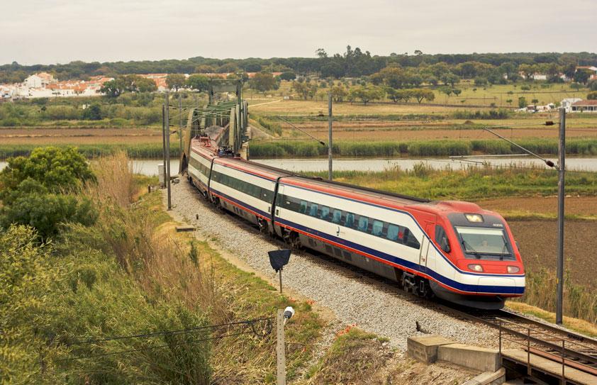 Algarve Trains